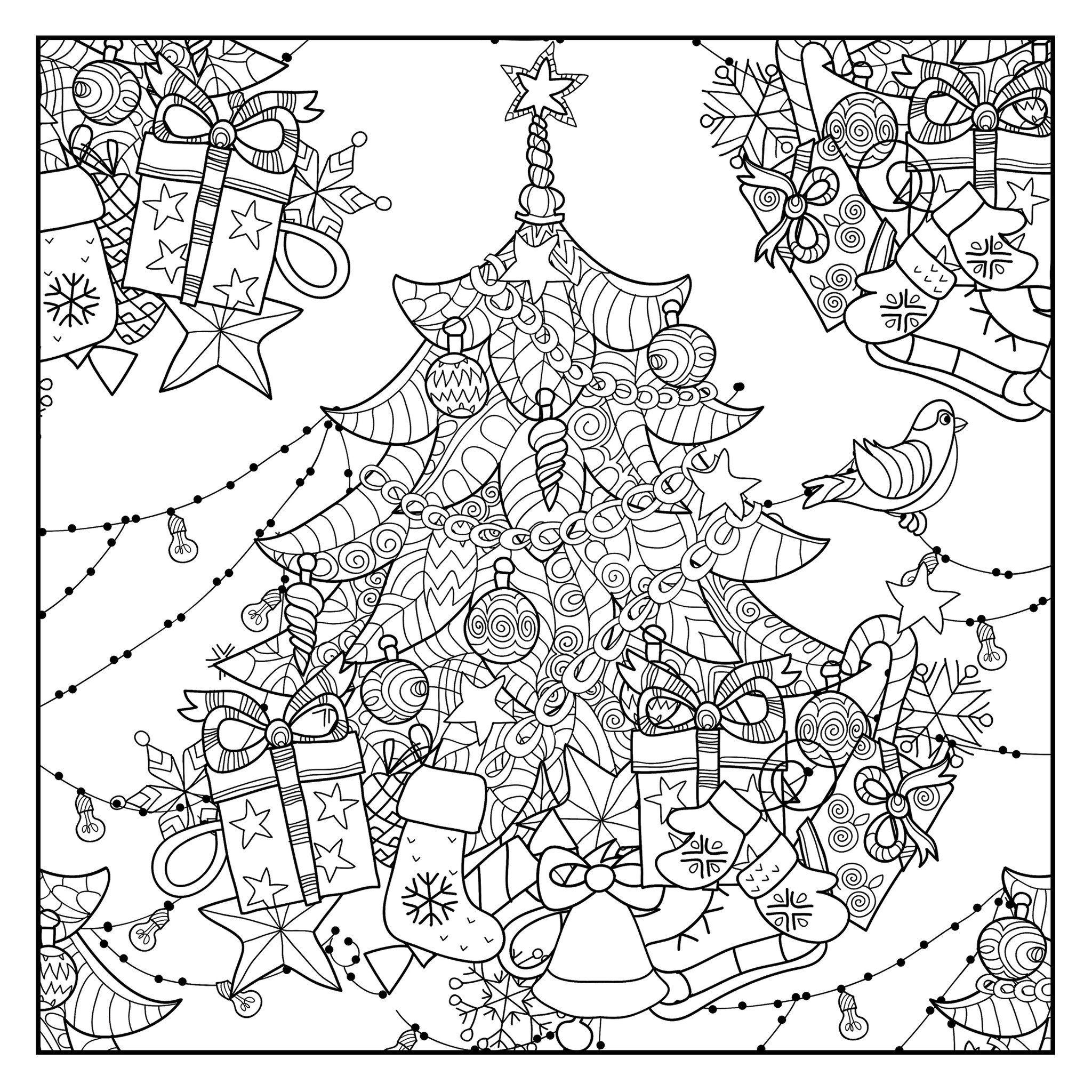 Christmas Coloring Books Wholesale With Themed Adult Book CD Color