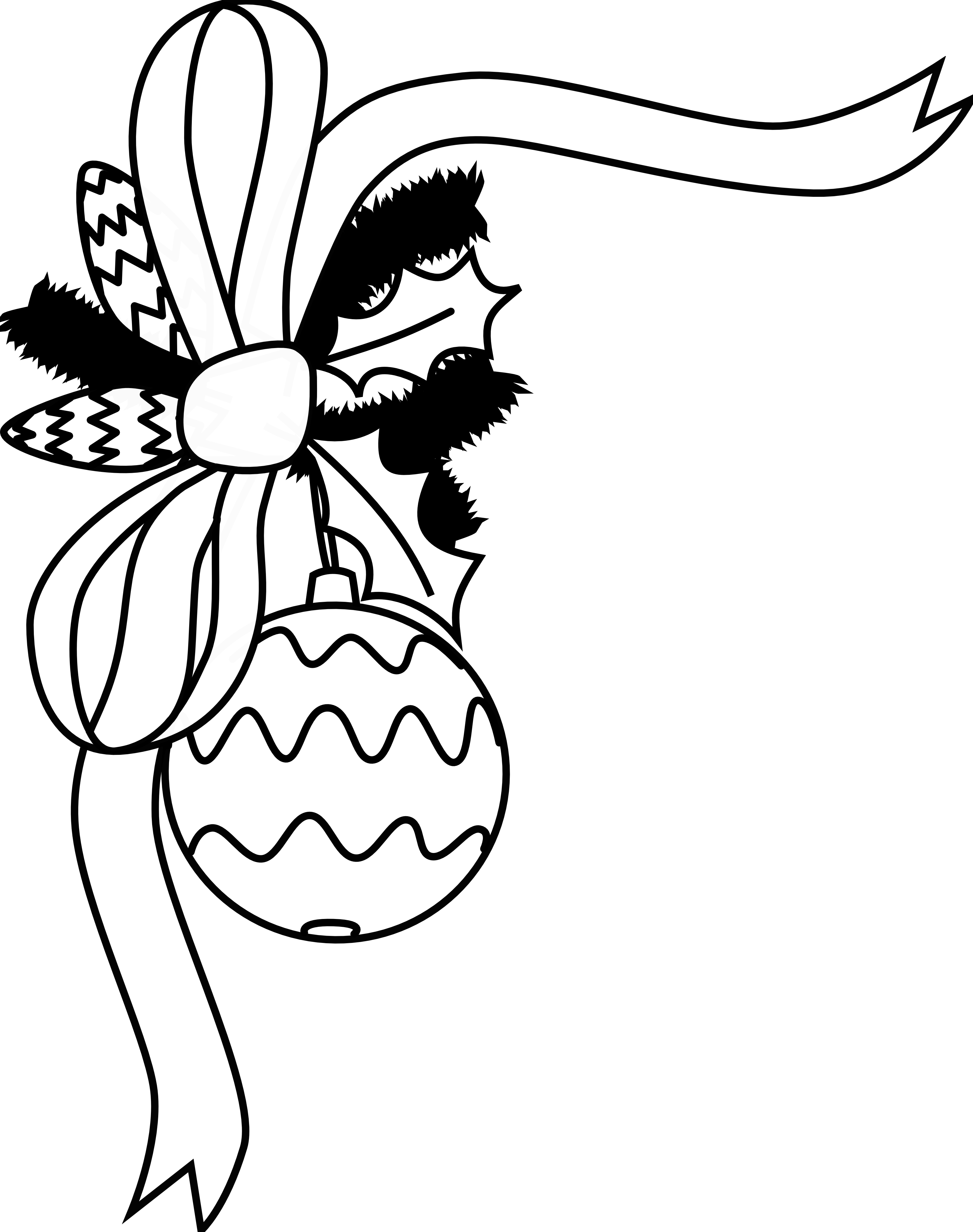 Christmas Coloring Borders With Free Black And White Download Clip Art