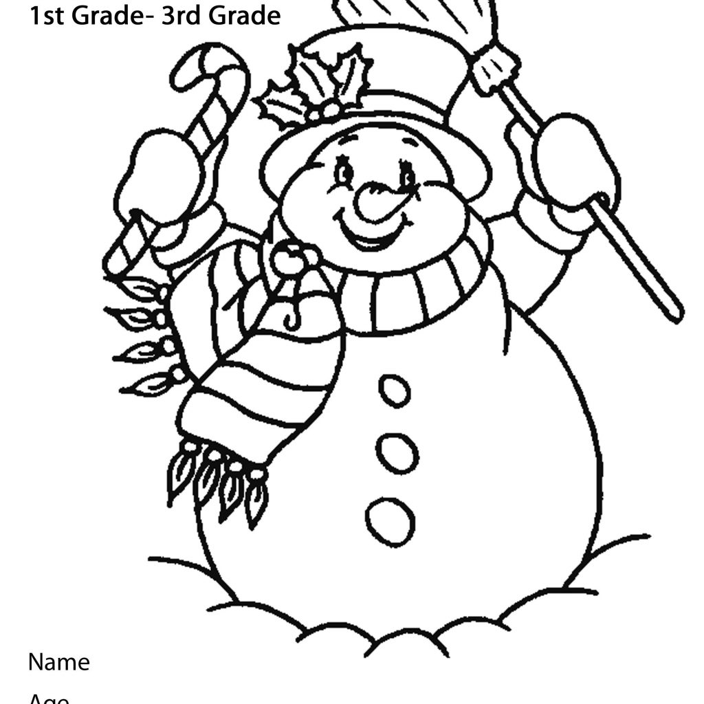 Christmas Coloring Contest With On Commercial Street Morgan City Corporation
