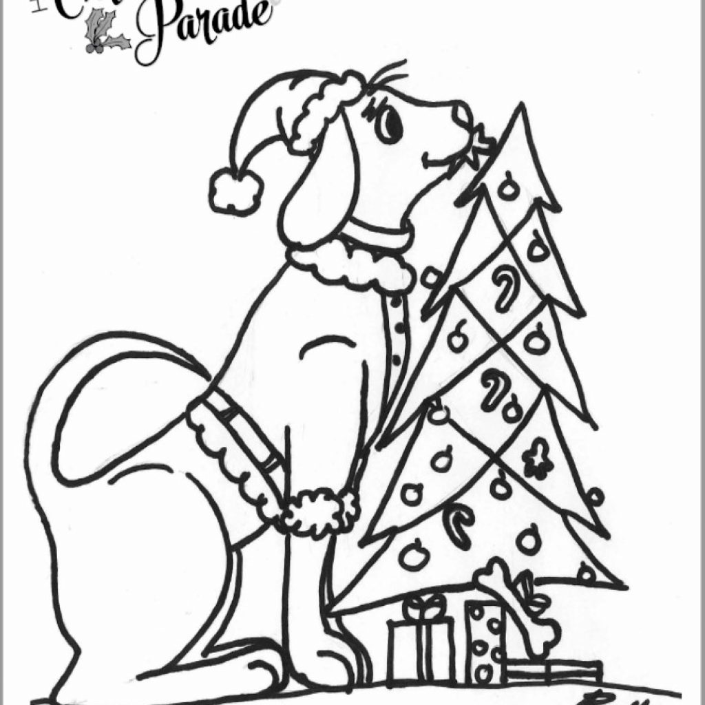 Christmas Coloring Contest With The DPA