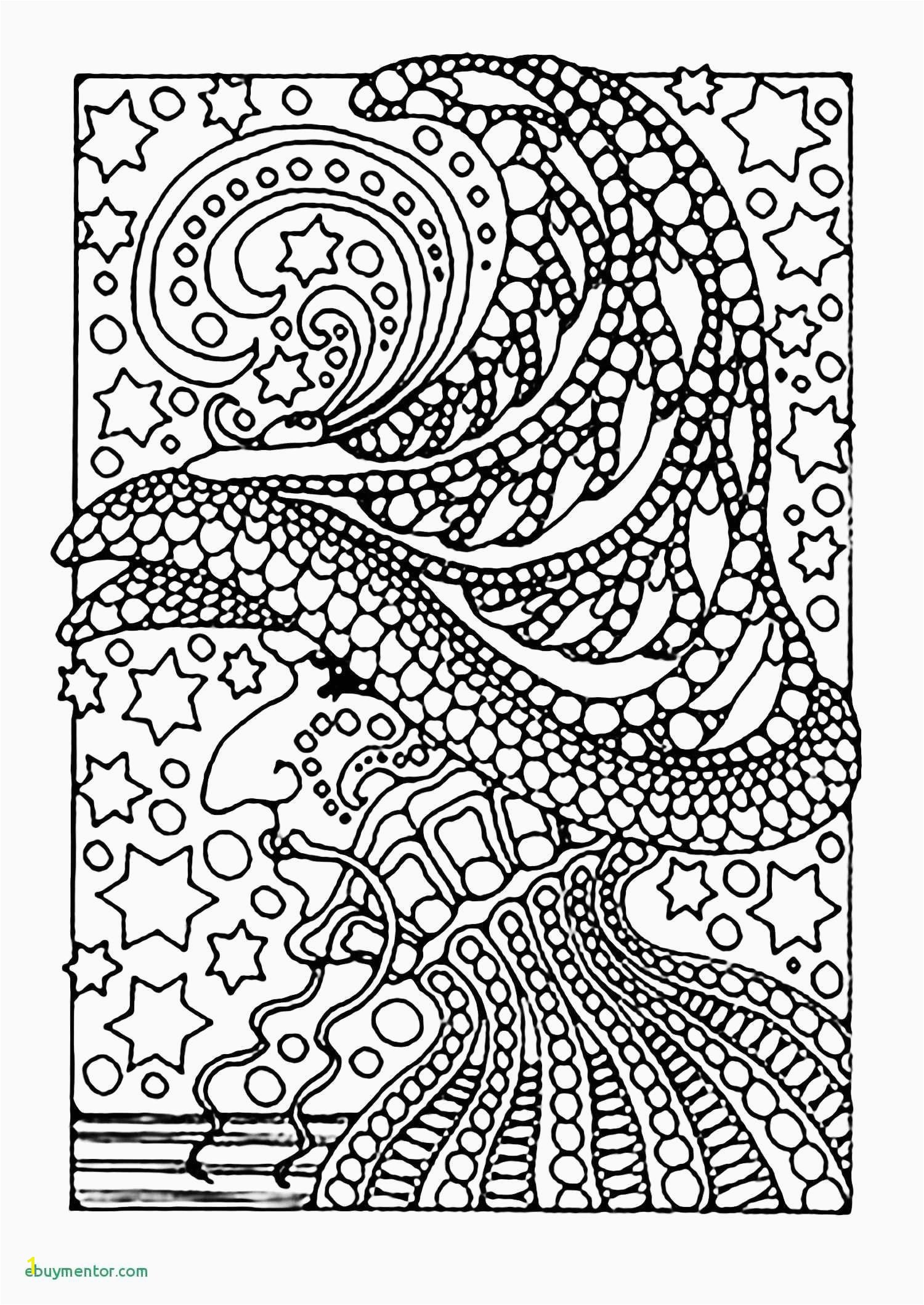 Christmas Coloring Difficult With Pages Free 16 Printable