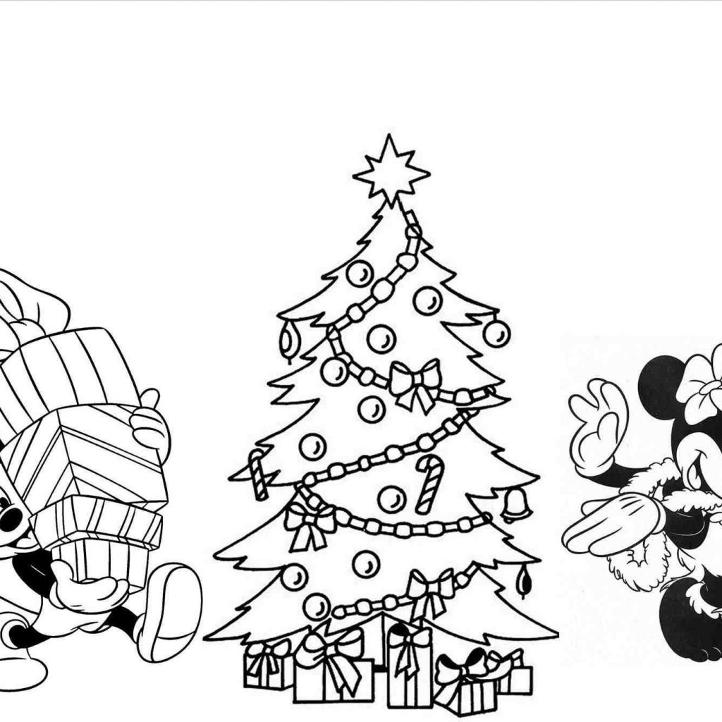 Christmas Coloring Disney With New Post Sheets Trendingcheminee Website