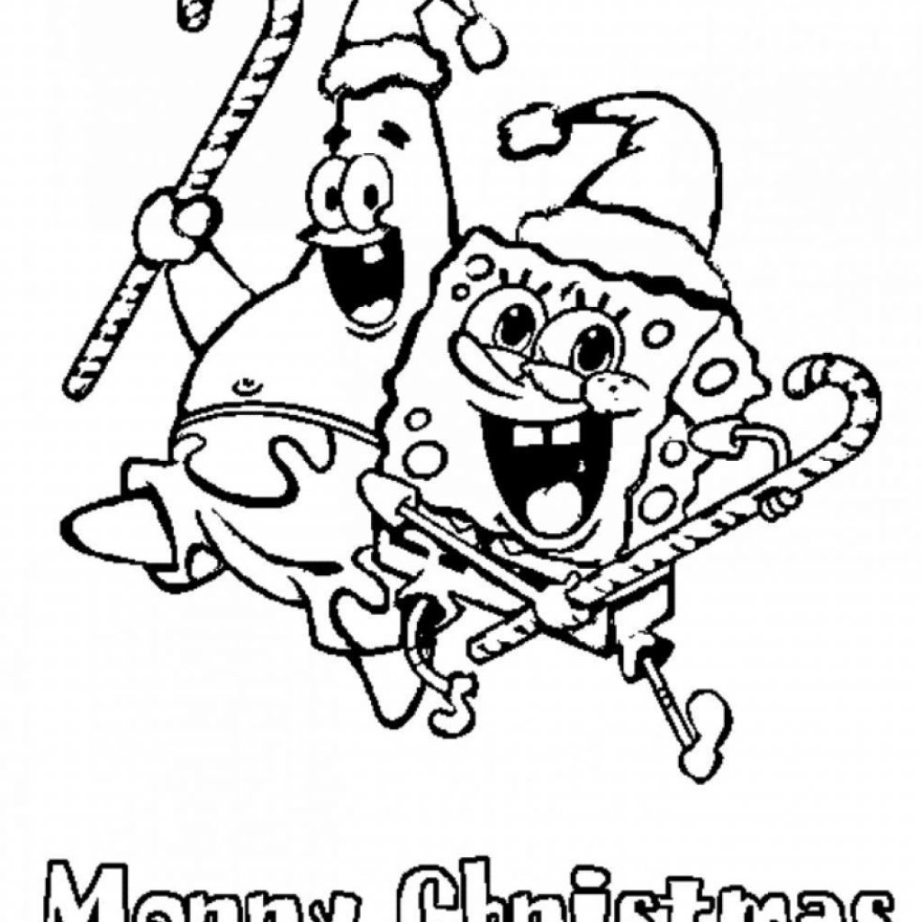 Christmas Coloring Downloads With Merry Pages To Download And Print For Free