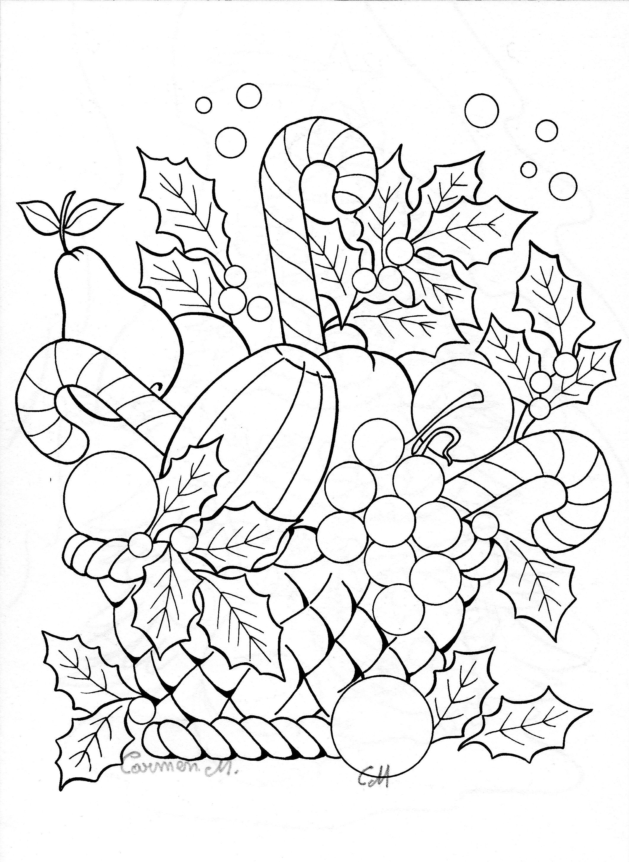 Christmas Coloring Fabric With Pin By Lucie Majov On Pergamano Pinterest