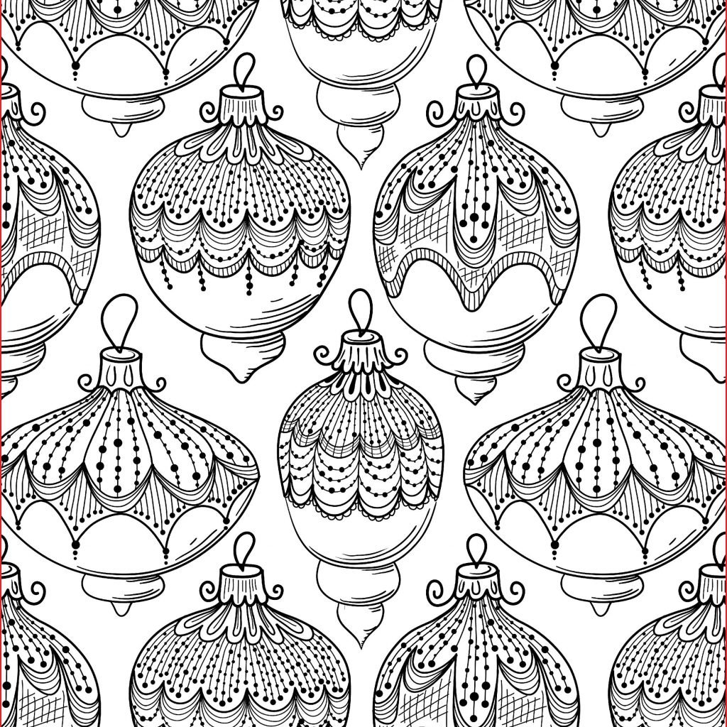 Christmas Coloring For Adults With Adult Pages 27583 Lovely Free Printable