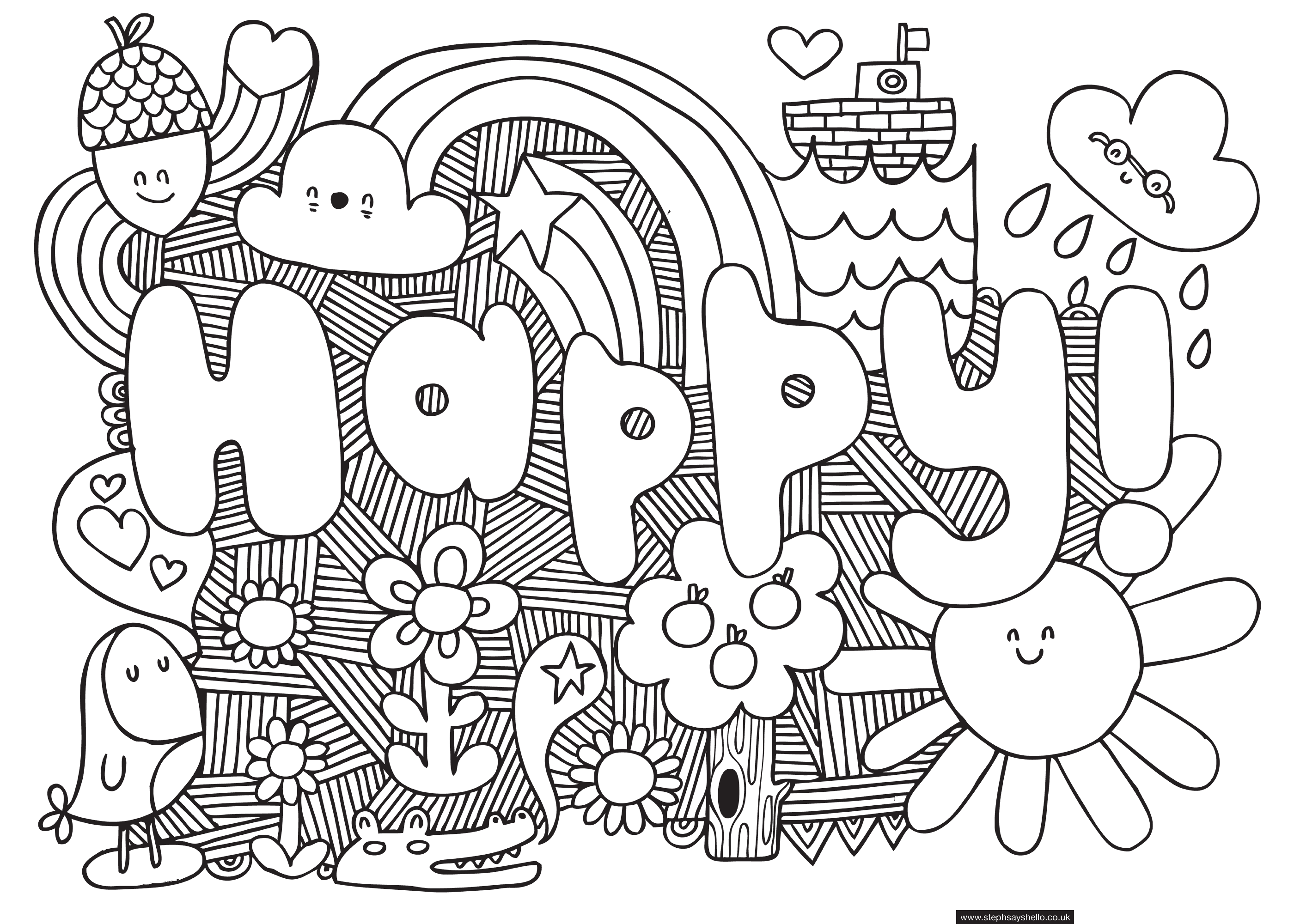 Christmas Coloring For Older Students With 28 Collection Of Cool Printable Pages Kids