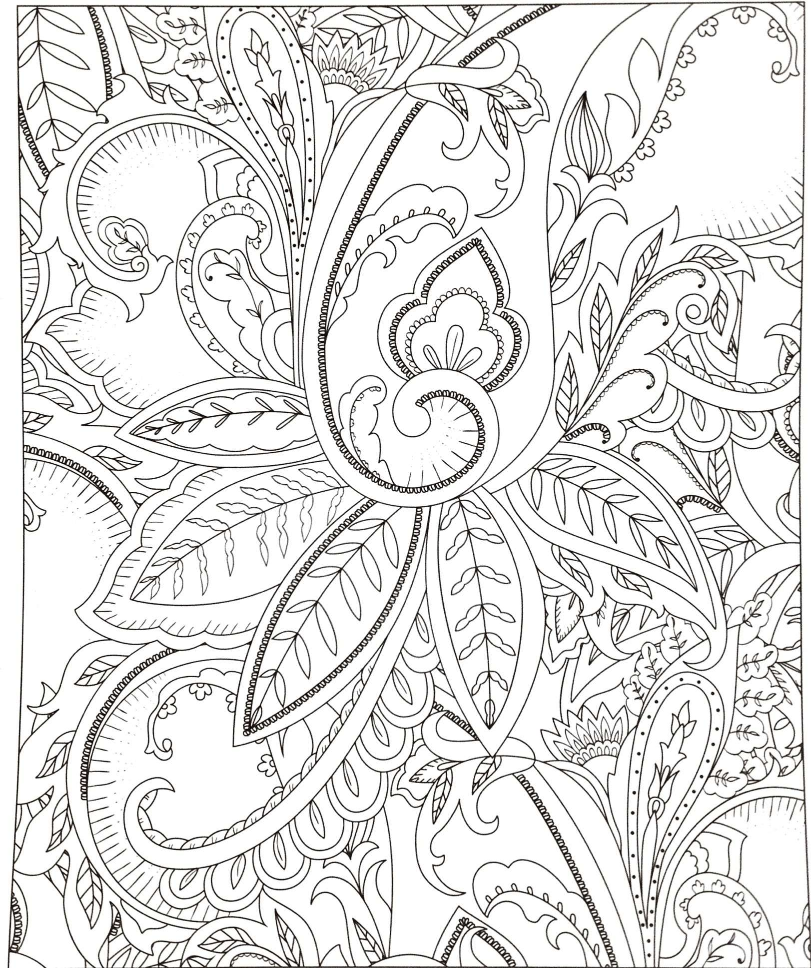 Christmas Coloring For Older Students With 57 Outstanding Pages
