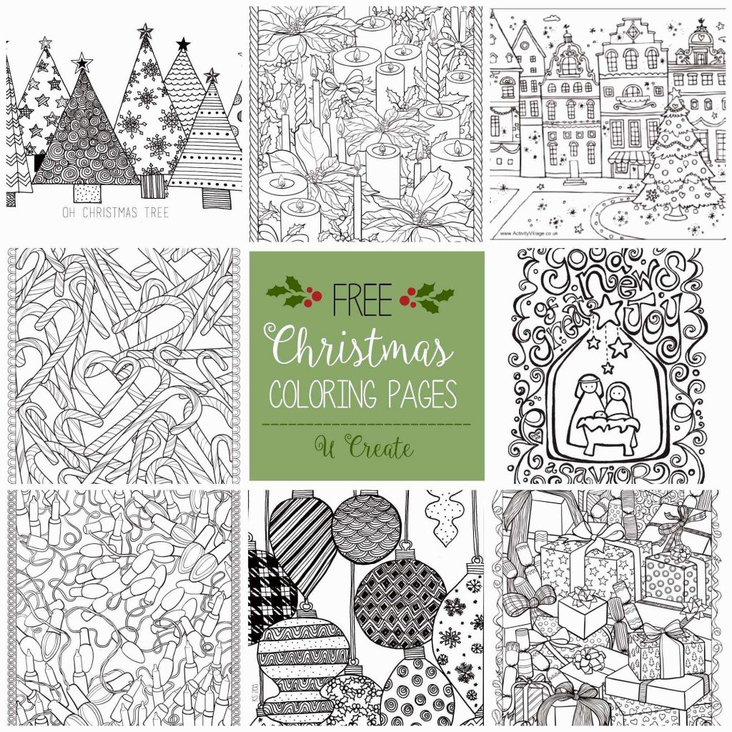 Christmas Coloring For Sunday School With Art Ideas Awesome Printable