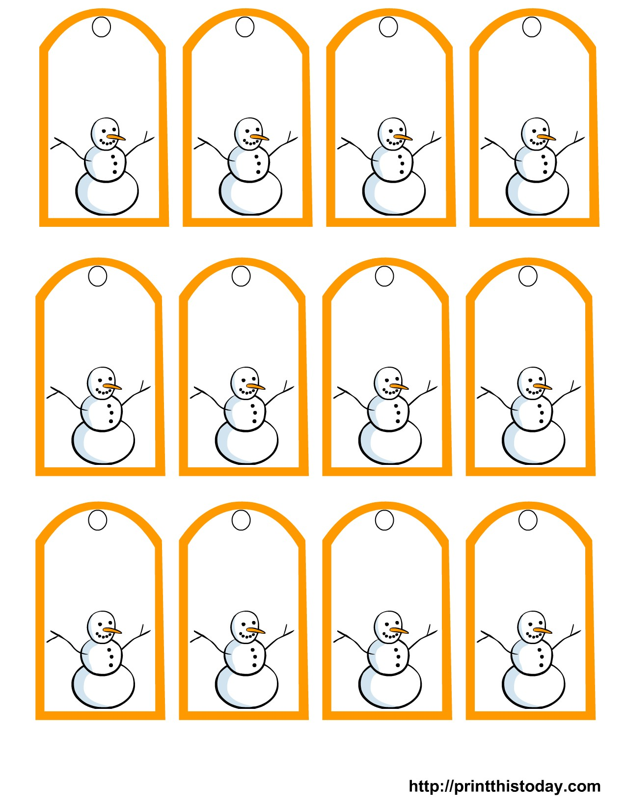 Christmas Coloring Gift Tags With Free Printable Archives Codraw Co