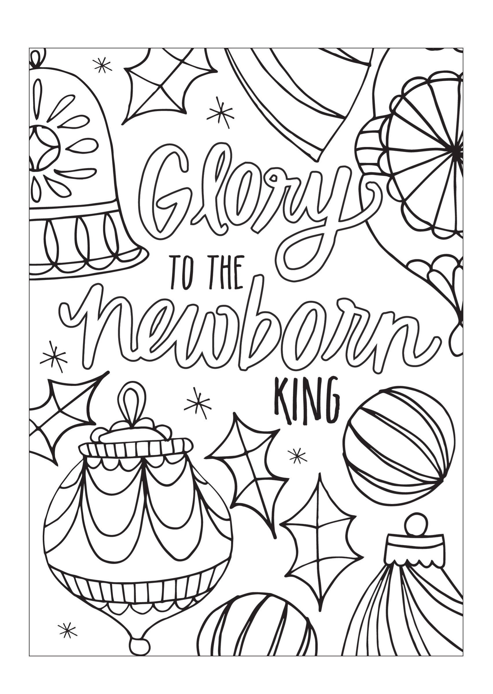 Christmas Coloring Gift Tags With Send Color And Joy This Holiday SeasonHarvest House