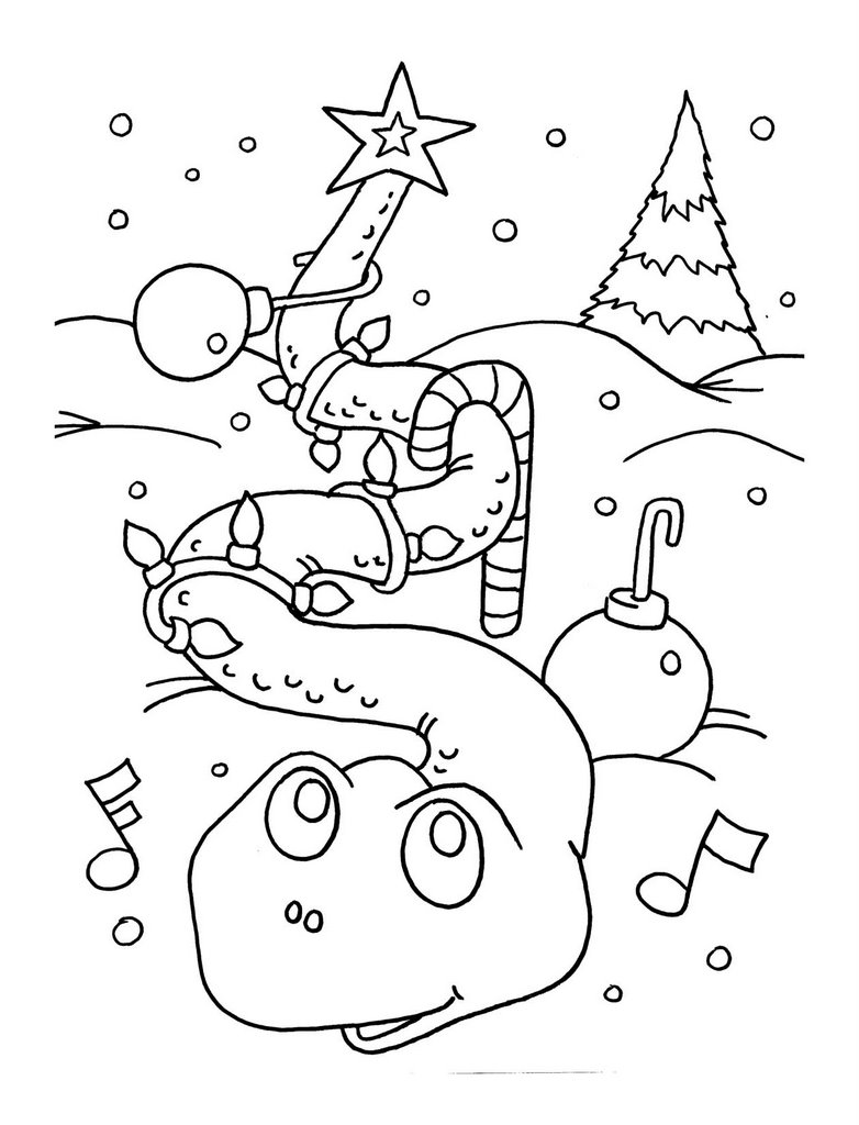 Christmas Coloring Hidden Pictures With Sully S Topsy Tale Page
