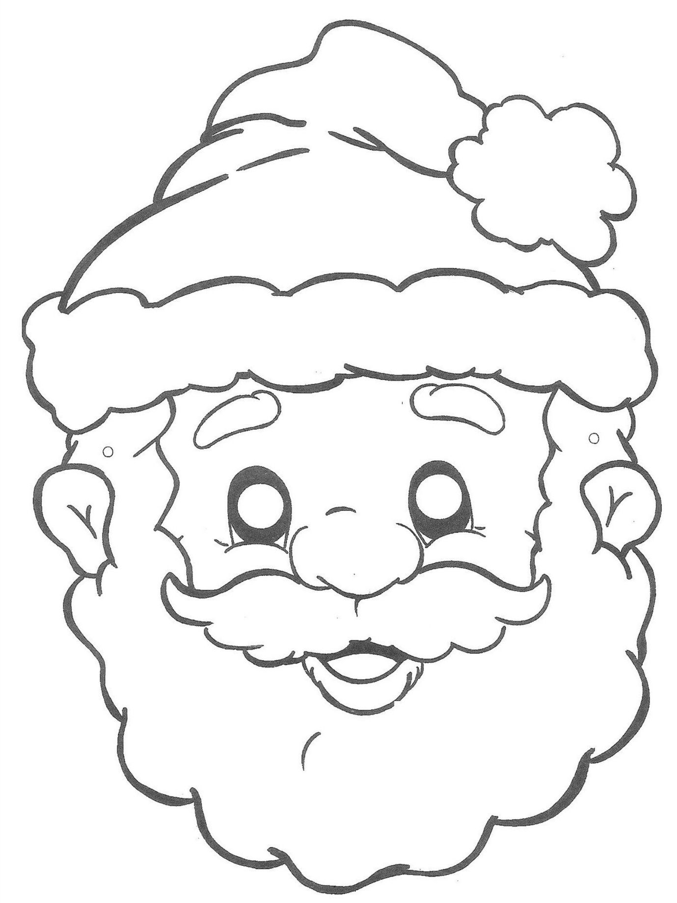 Christmas Coloring In Online With Pages 1