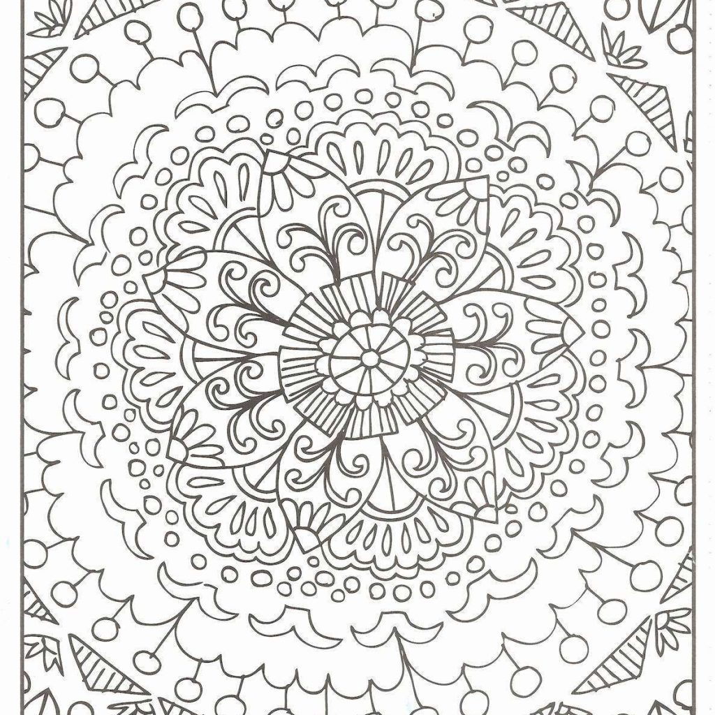 Christmas Coloring In Pages Printable With Free Colouring For Adults