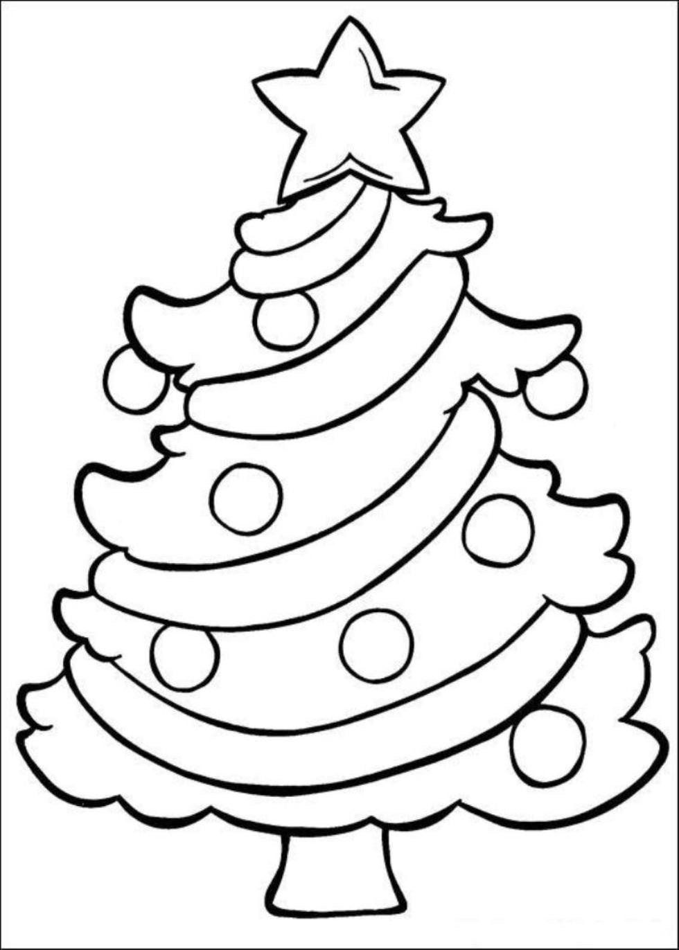 Christmas Coloring Kindergarten With Best Pages For Printable And Online
