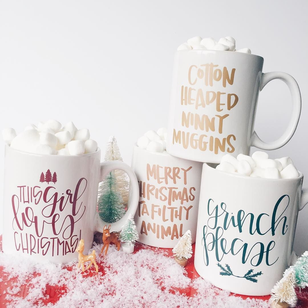 Christmas Coloring Mugs With All Are Live People Some Already Selling Out