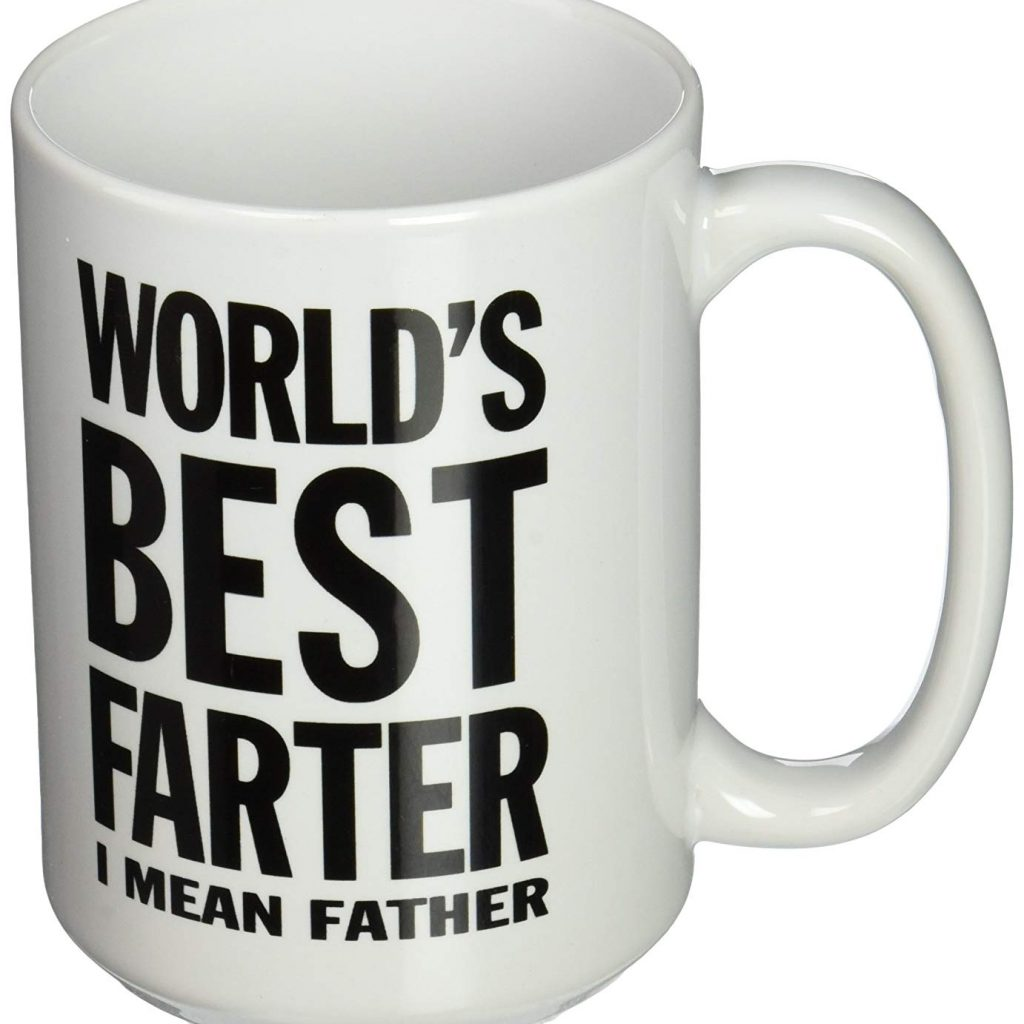 Christmas Coloring Mugs With Amazon Com World S Best Farter I Mean Father Coffee Mug