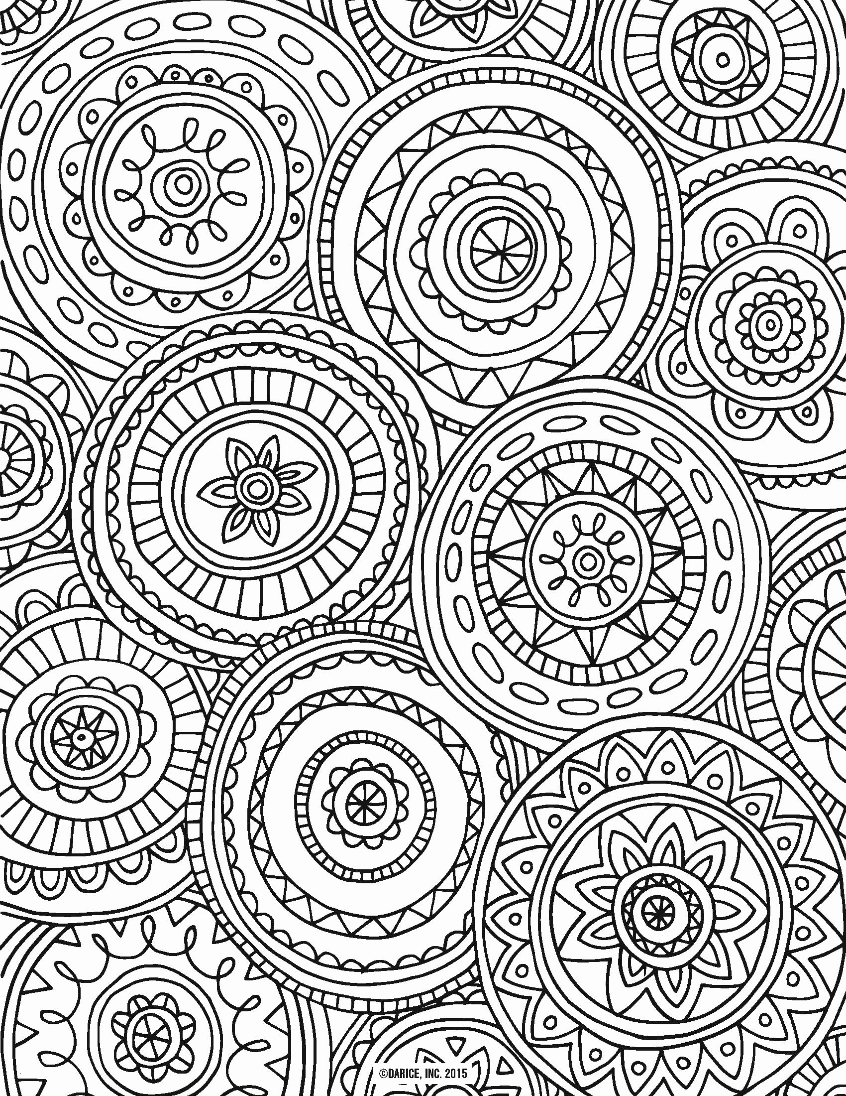 Christmas Coloring Pages Adults Free With For Pinterest Online Printable