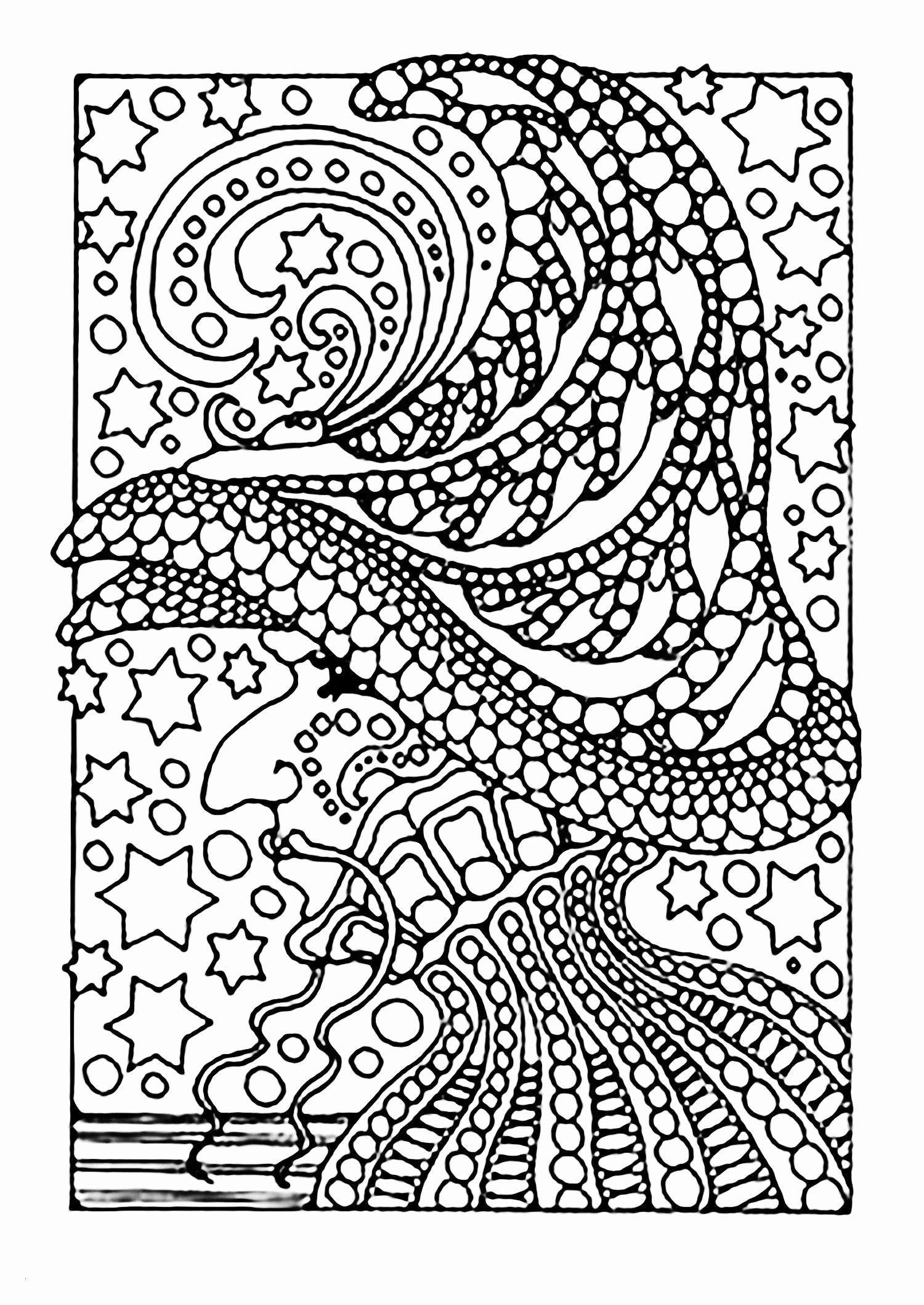 Christmas Coloring Pages Adults With Unique For