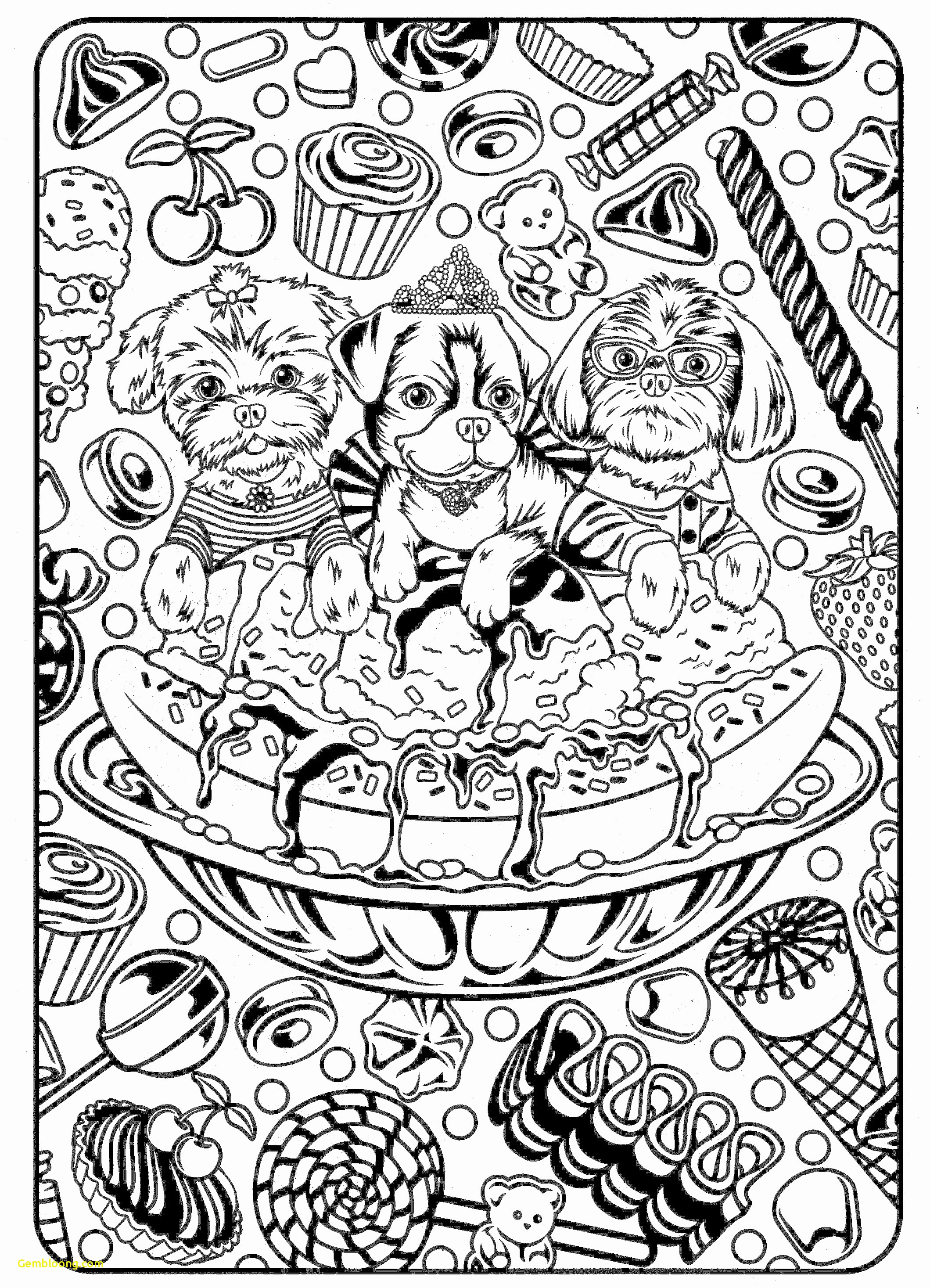 Christmas Coloring Pages Already Colored With Kids Com