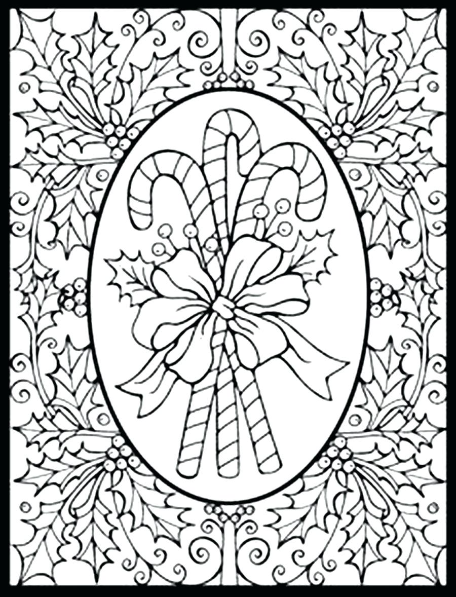Christmas Coloring Pages And Puzzles With Collection Of Free For Download Them