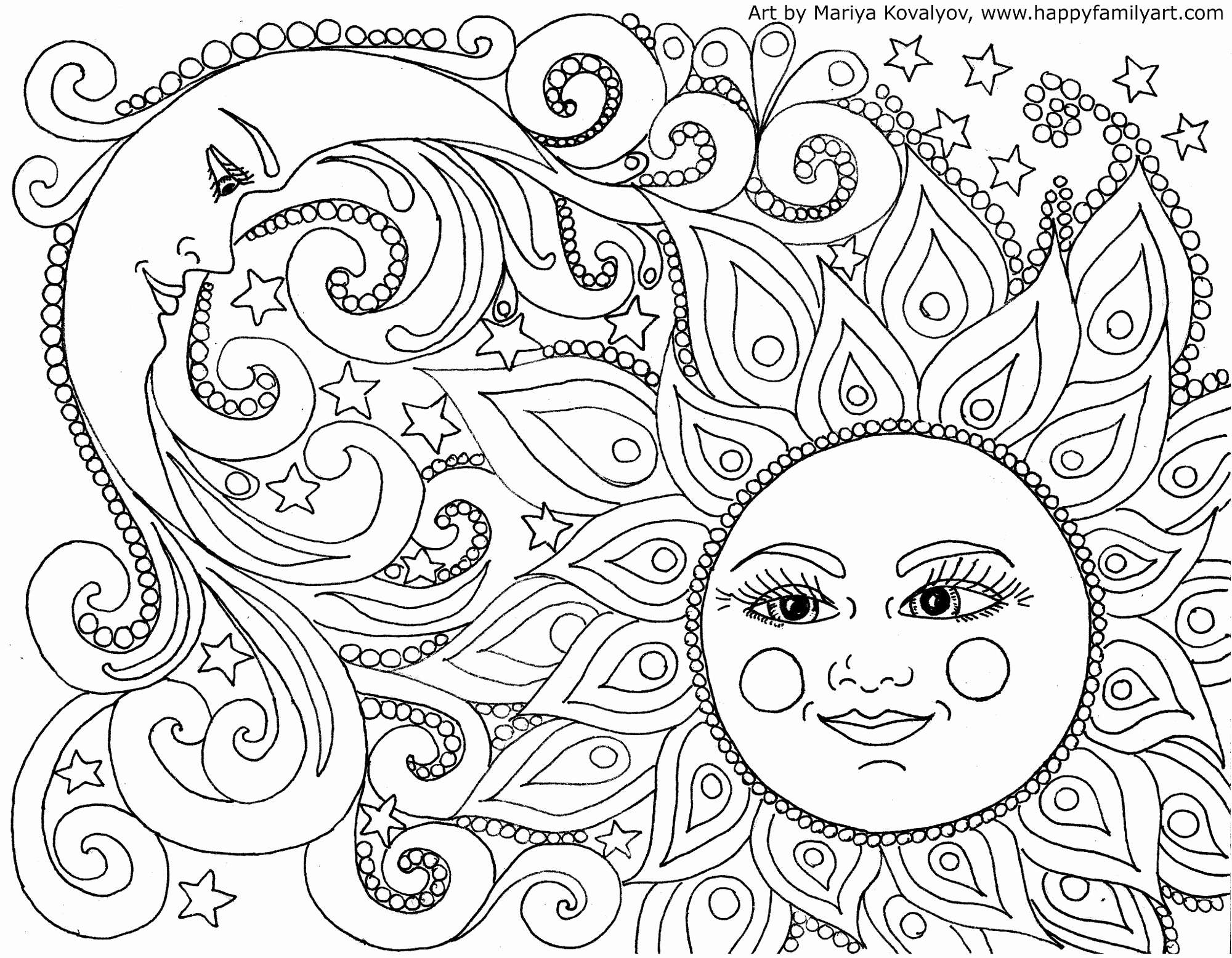 Christmas Coloring Pages Angels With Elegant Angel