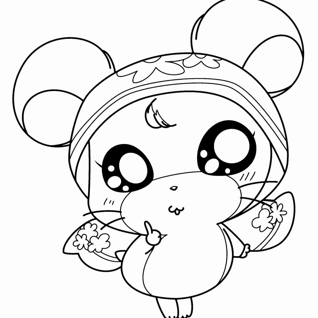 Christmas Coloring Pages Animals With Nativity Vector