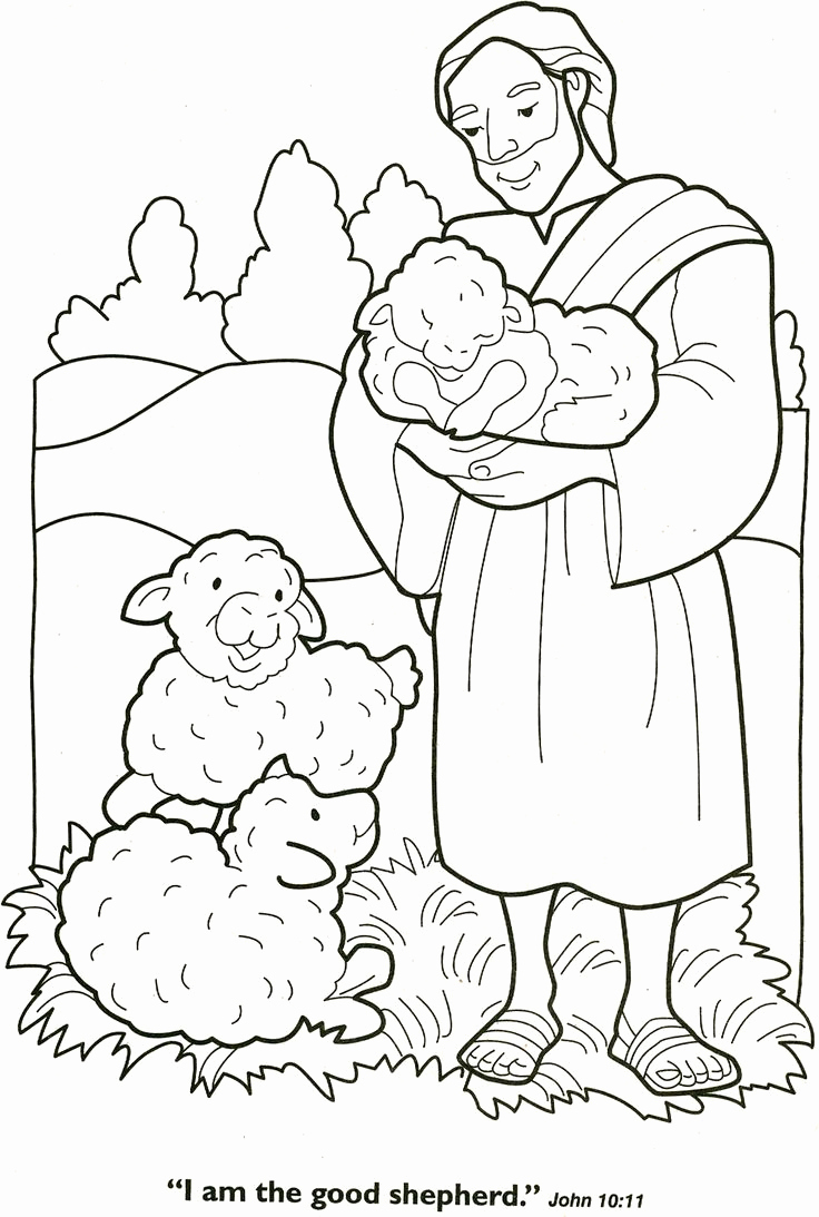 Christmas Coloring Pages Bible With Sheets Sunday School Printable