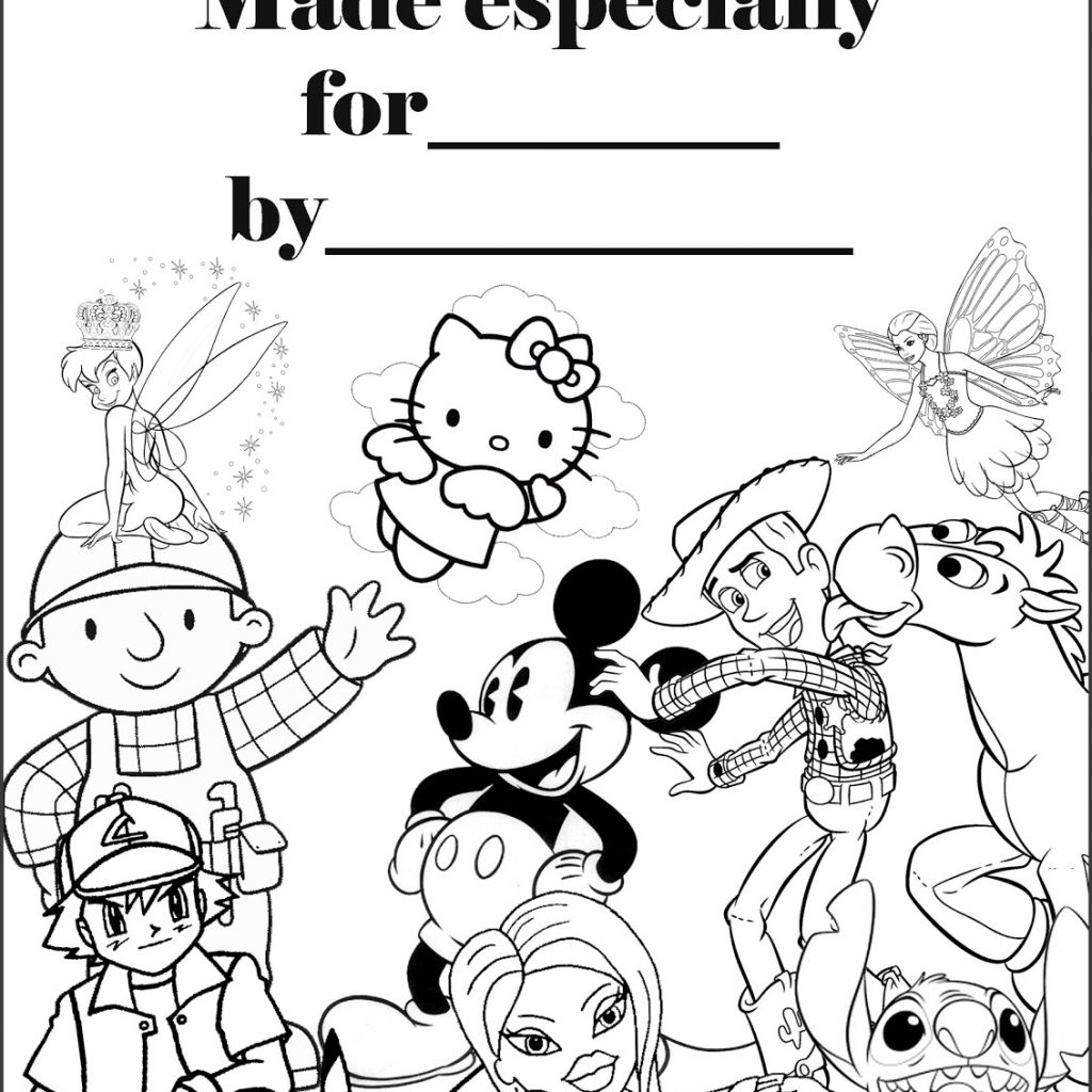 Christmas Coloring Pages Booklet With XMAS COLORING PAGES
