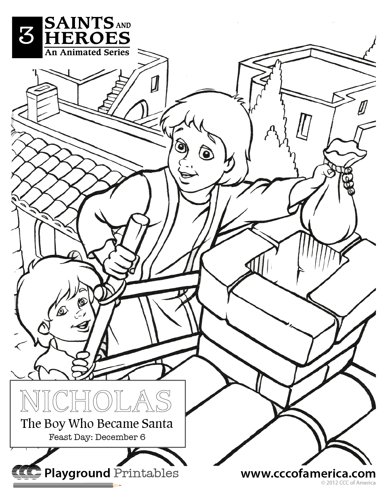 Christmas Coloring Pages Catholic With Sheets Filmoom Me