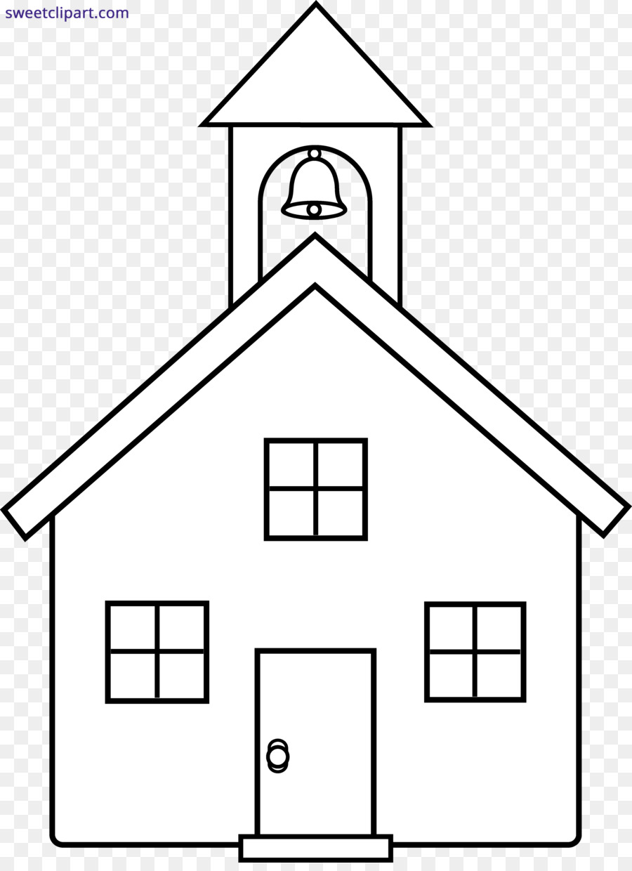 Christmas Coloring Pages Church With Book Christian Colouring Child Png