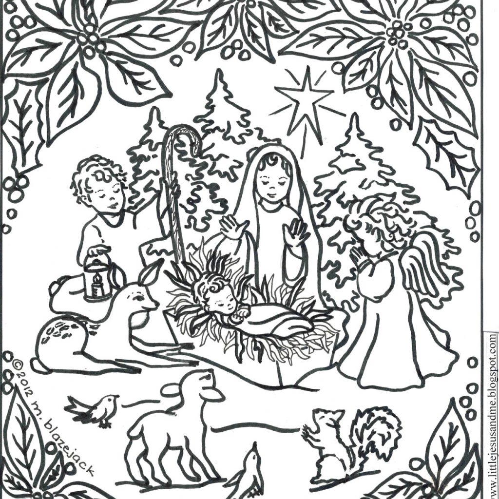 Christmas Coloring Pages Crafts With Cristmas Picture High Book Andistmas Printable Best