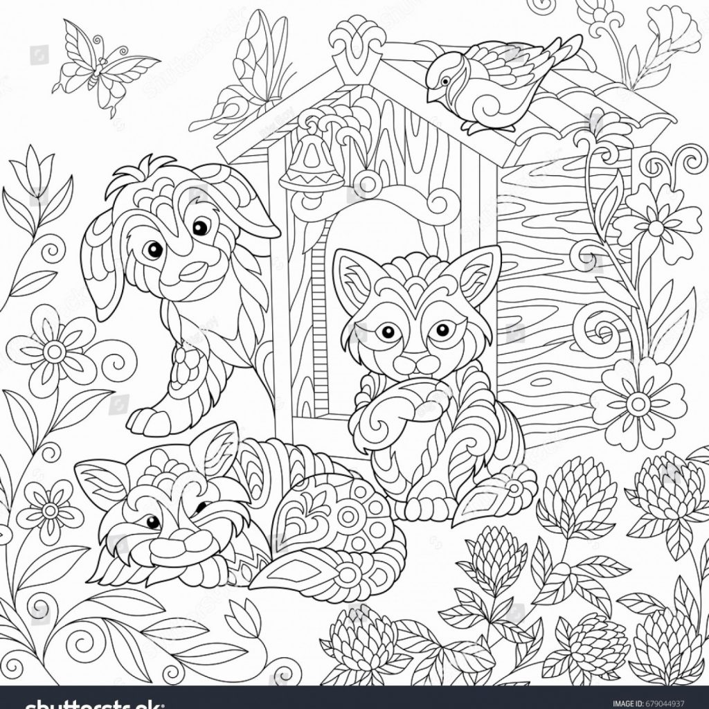 Christmas Coloring Pages Cutouts With Barbie