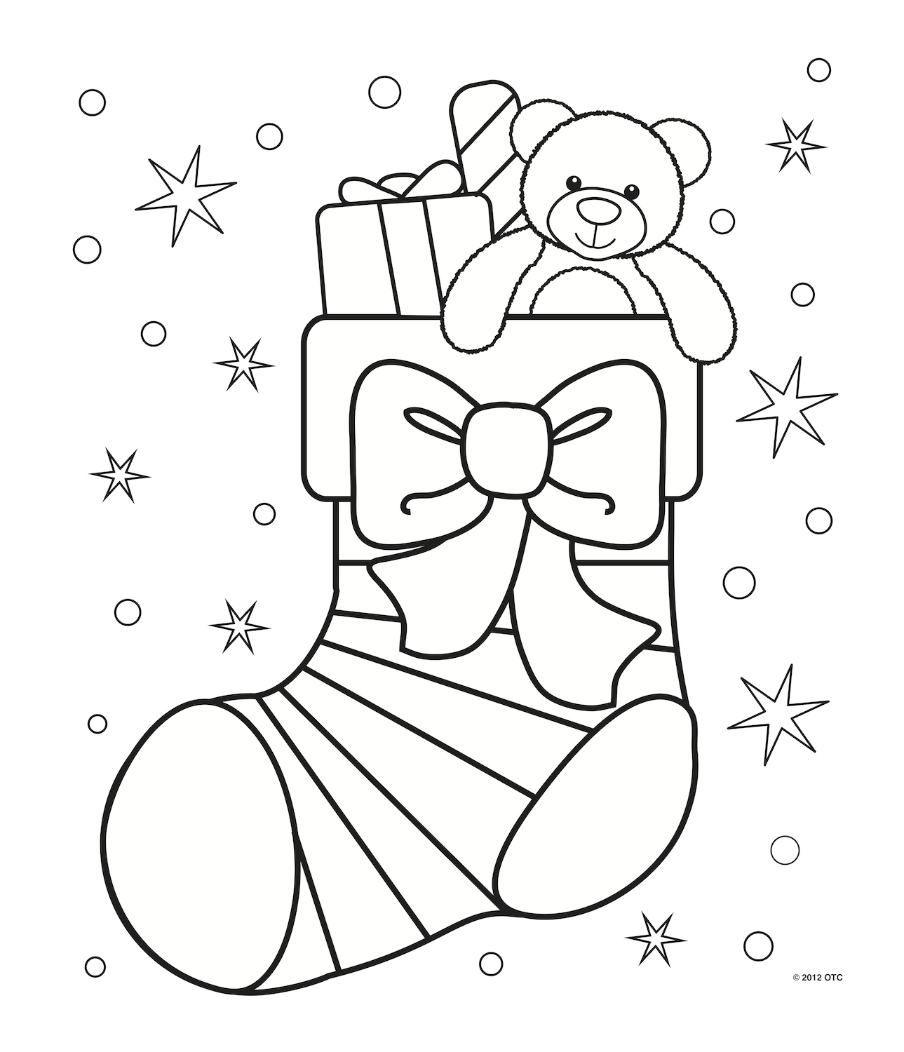 Christmas Coloring Pages Cutouts With Cut And Paste Beautiful Thanksgiving