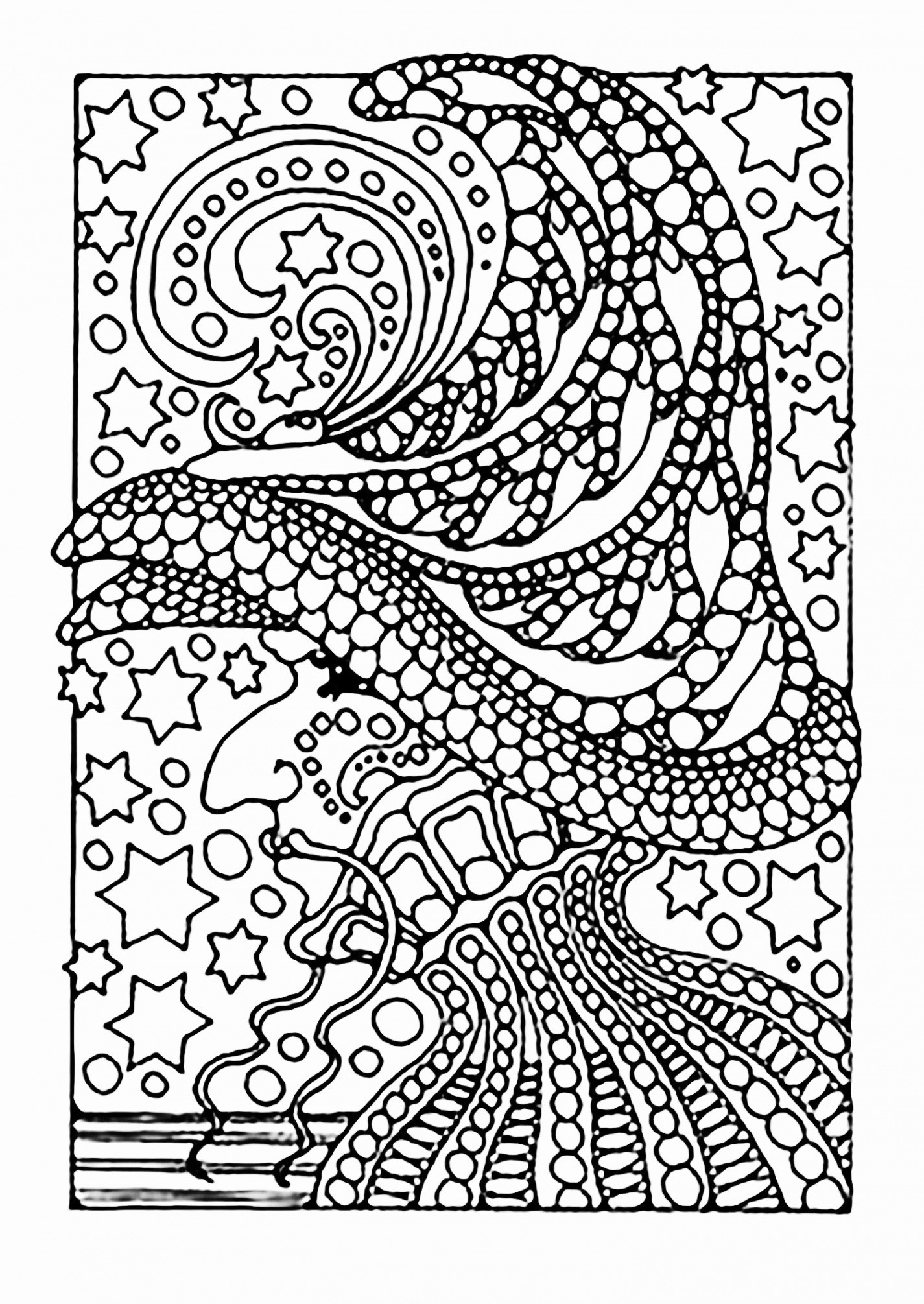 Christmas Coloring Pages Cutouts With For Adults Pinterest Great Dannerchonoles