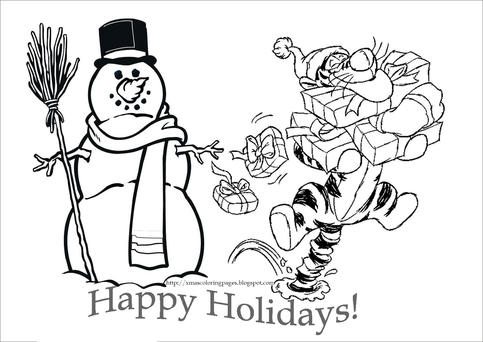 Christmas Coloring Pages Disney Princess With DISNEY COLORING PAGES