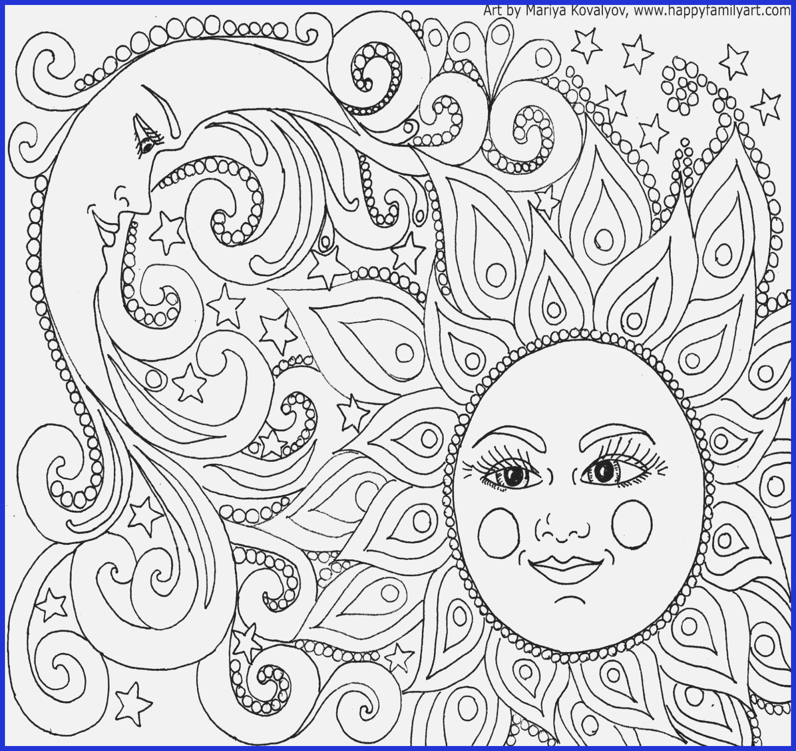 Christmas Coloring Pages Easy With Color By Number Numbers Cool