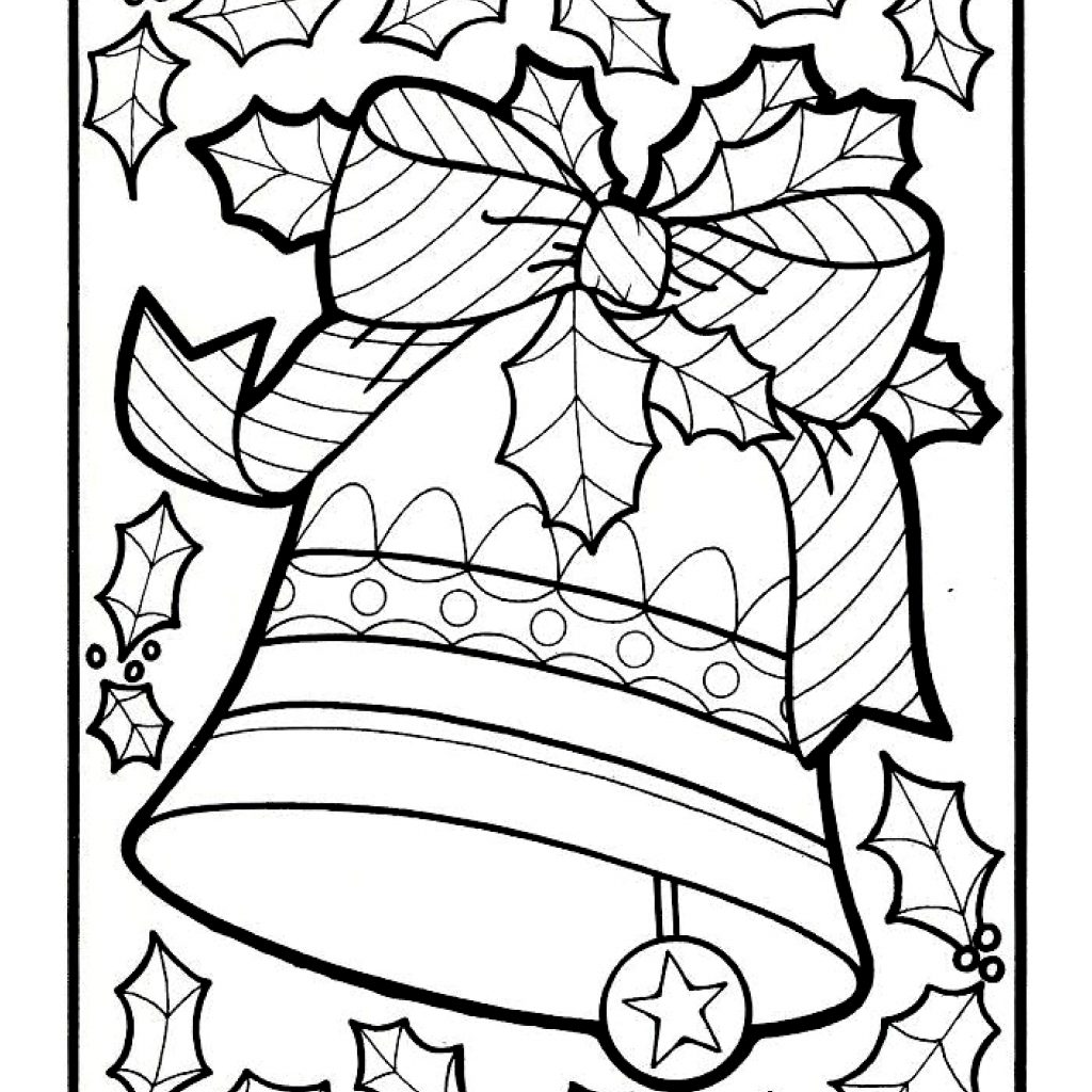 Christmas Coloring Pages Education Com With Pin By William Groeneveld On LET S DOODLE