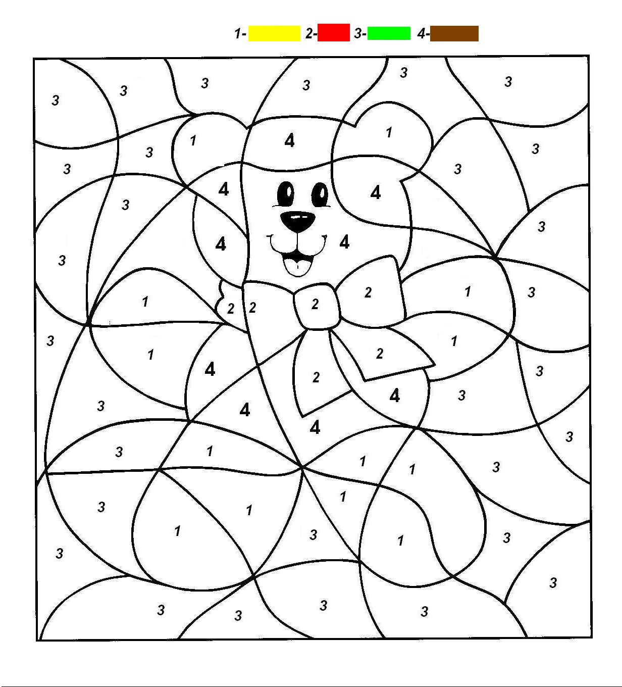 Christmas Coloring Pages Esl With
