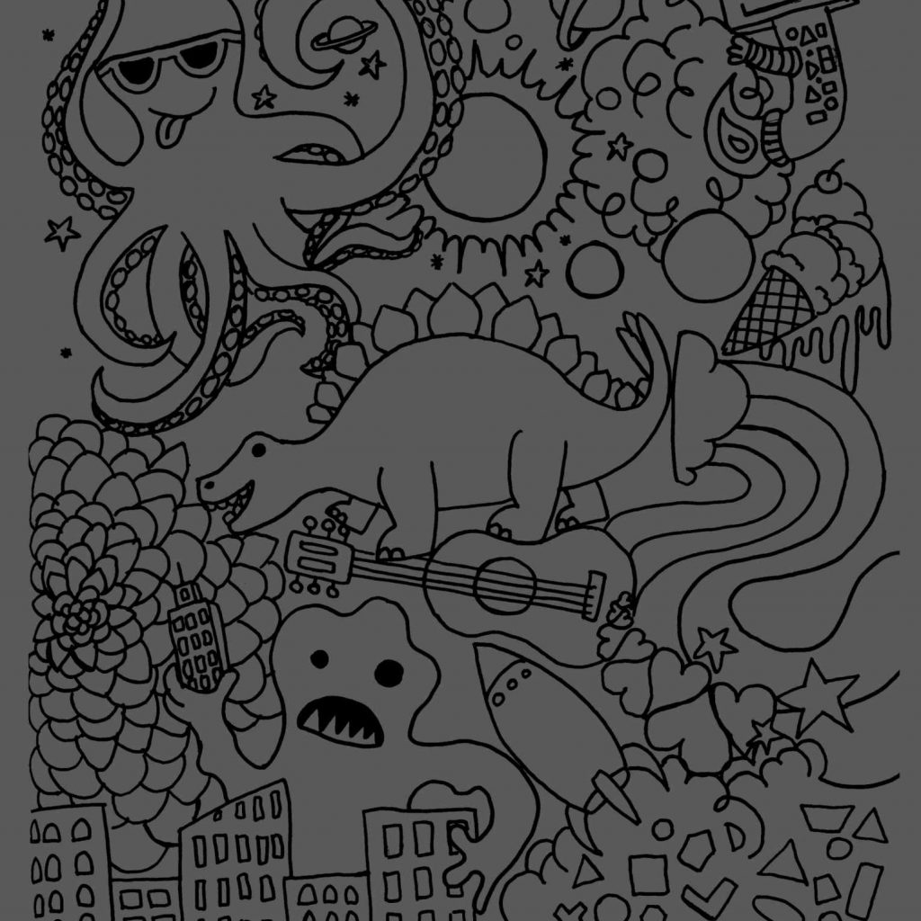 Christmas Coloring Pages First Grade With Free For 1st Halloween