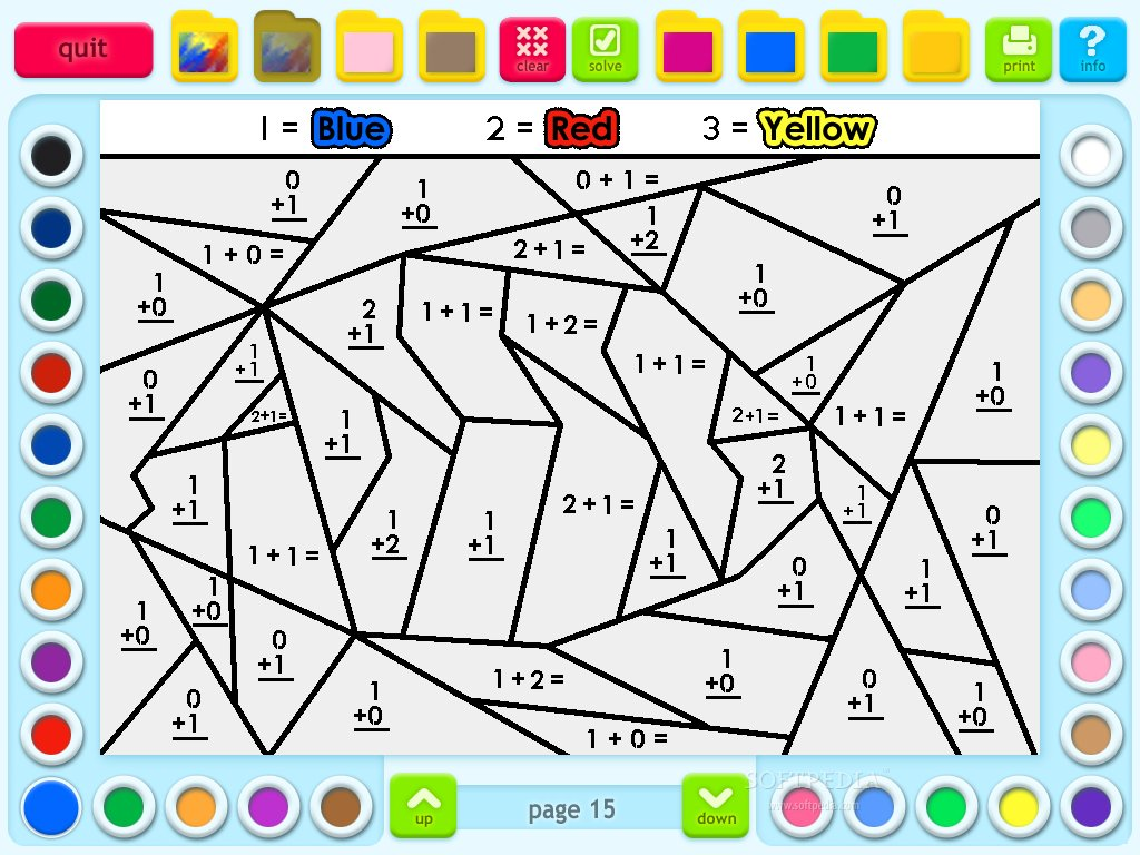 Christmas Coloring Pages For 1st Graders With Unparalleled 1St Grade Math Fantastic 3rd Worksheets