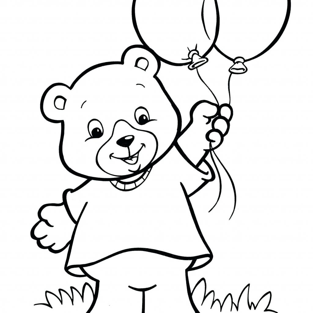 Christmas Coloring Pages For 2 Year Olds With 3