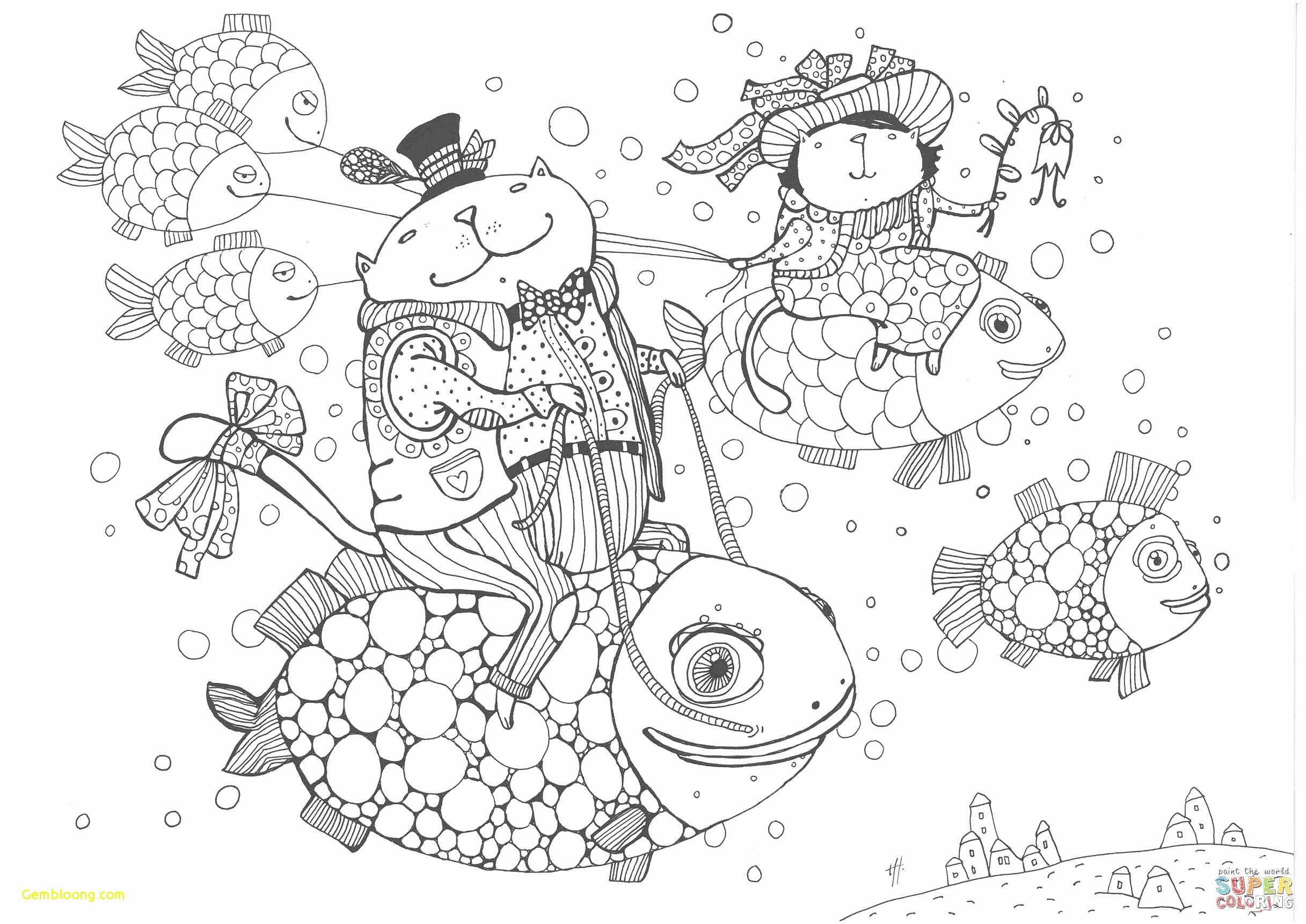 Christmas Coloring Pages For 3rd Graders With Third Free