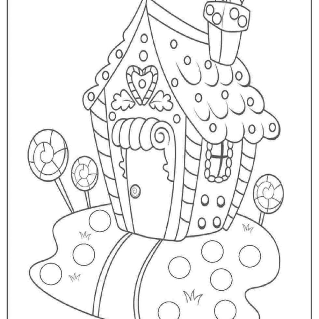 Christmas Coloring Pages For 9 Year Olds With Lets Drawing