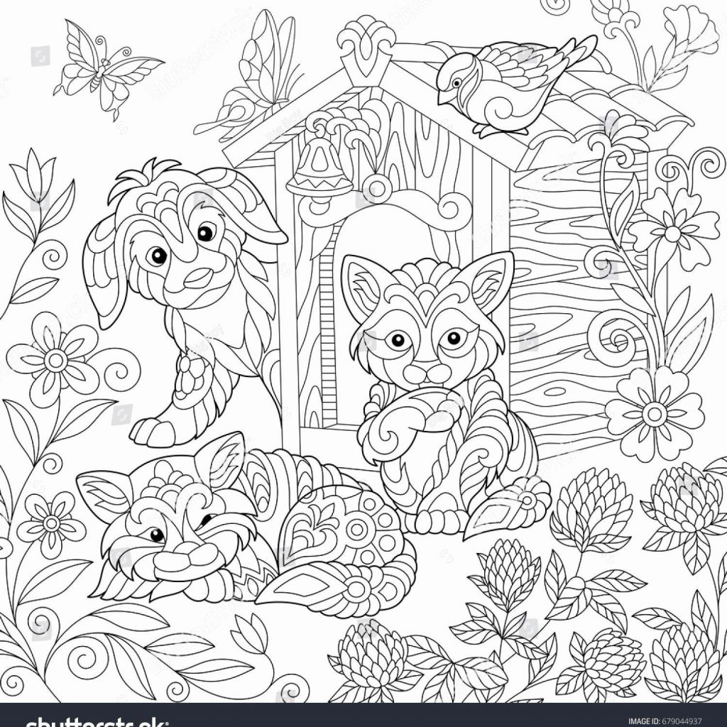 Christmas Coloring Pages For Adults Online With