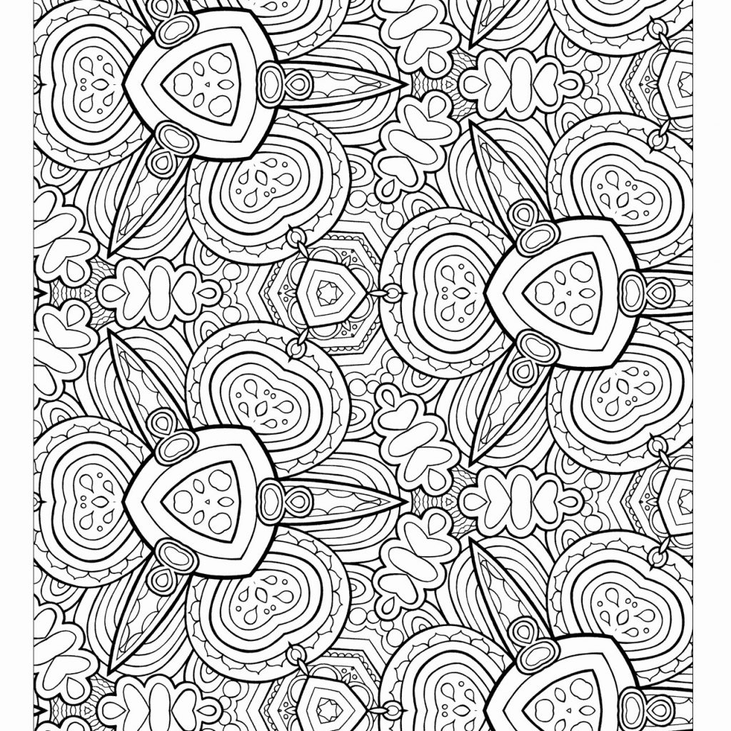 Christmas Coloring Pages For Adults Online With Free Unique