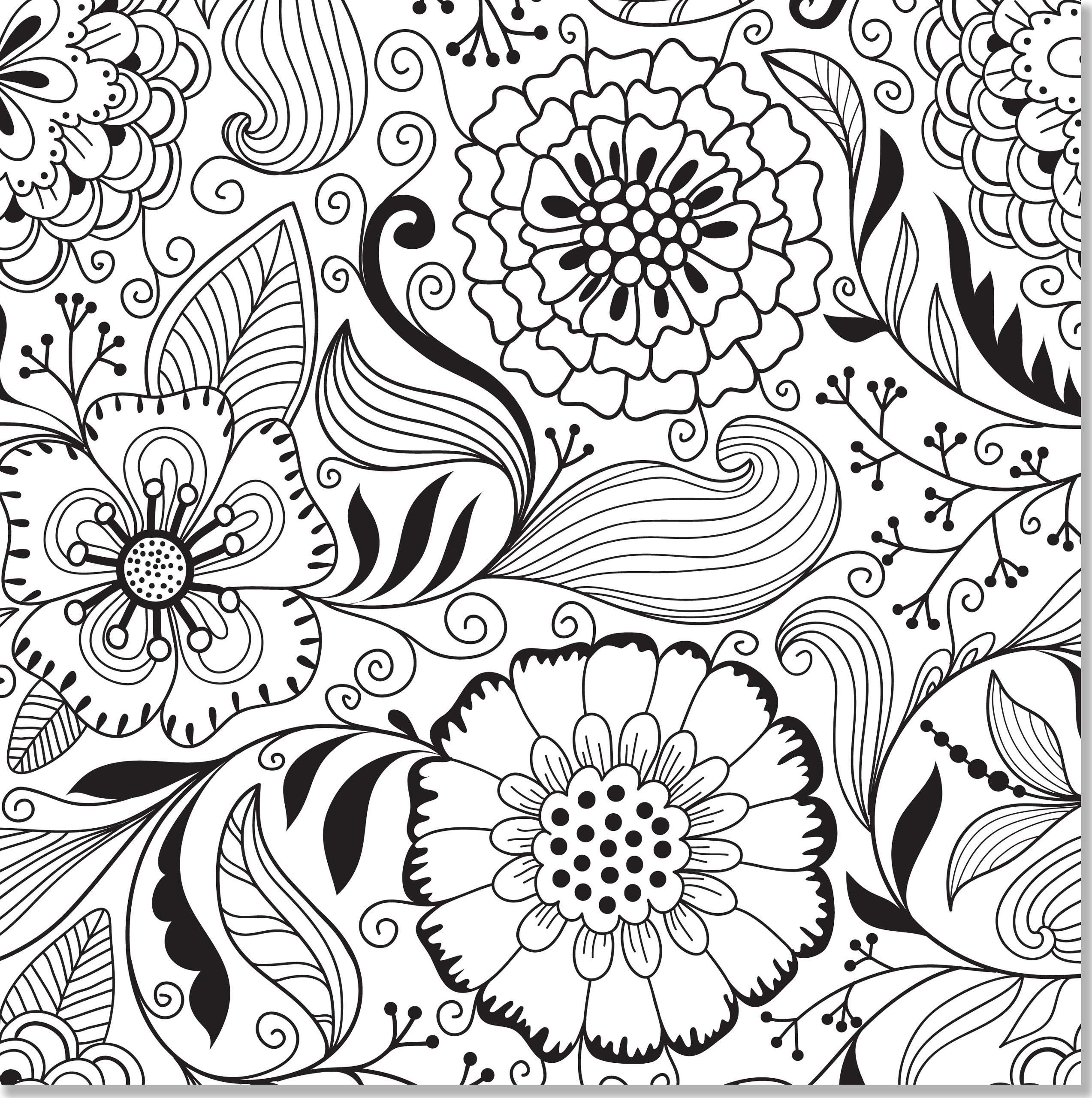Christmas Coloring Pages For Adults Pdf With Free