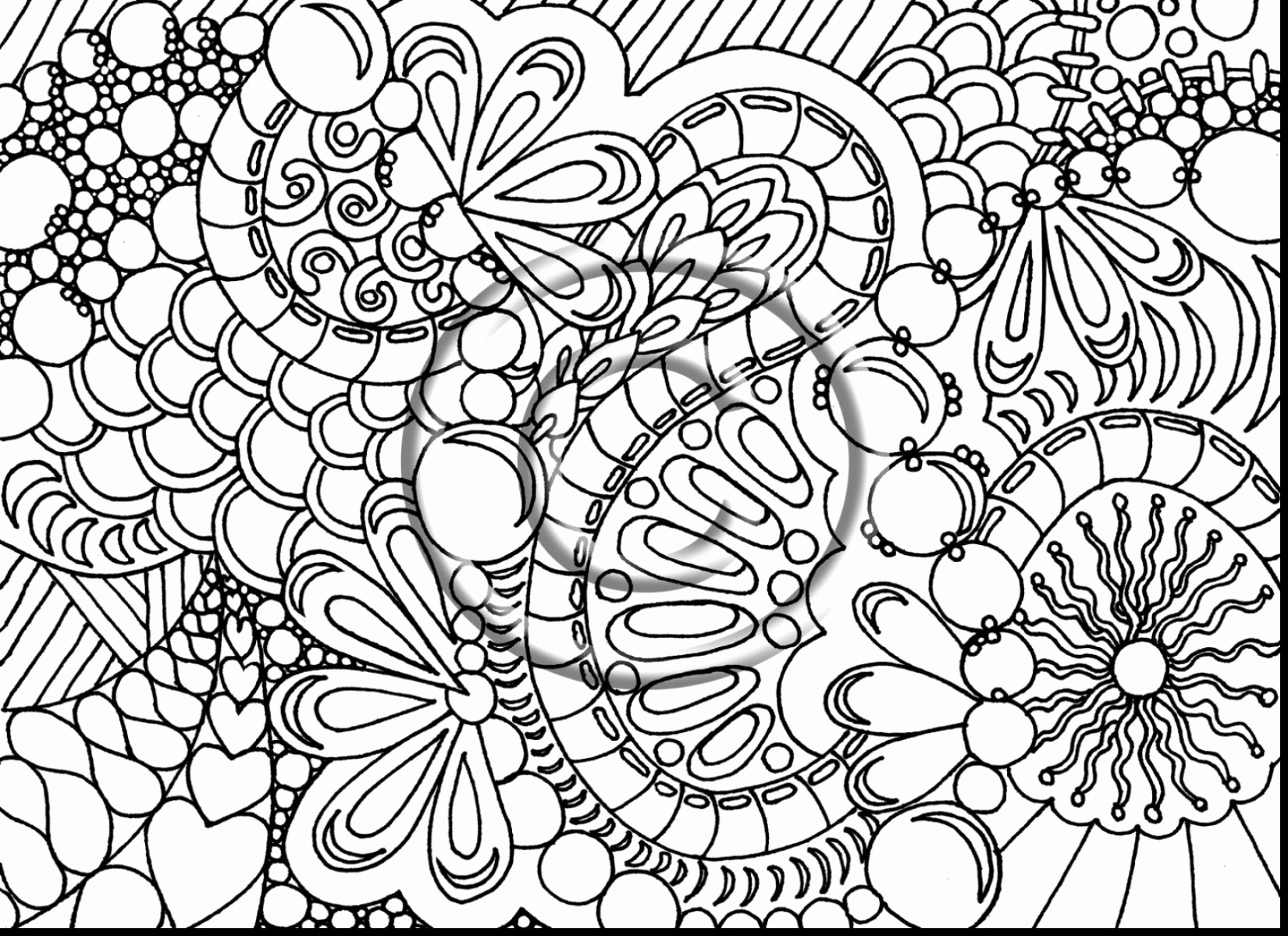 Christmas Coloring Pages For Adults Pdf With Xmas Printable Awesome 18best