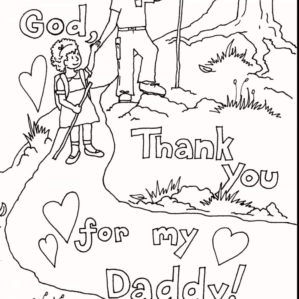 Christmas Coloring Pages For Church With Childrens Printable