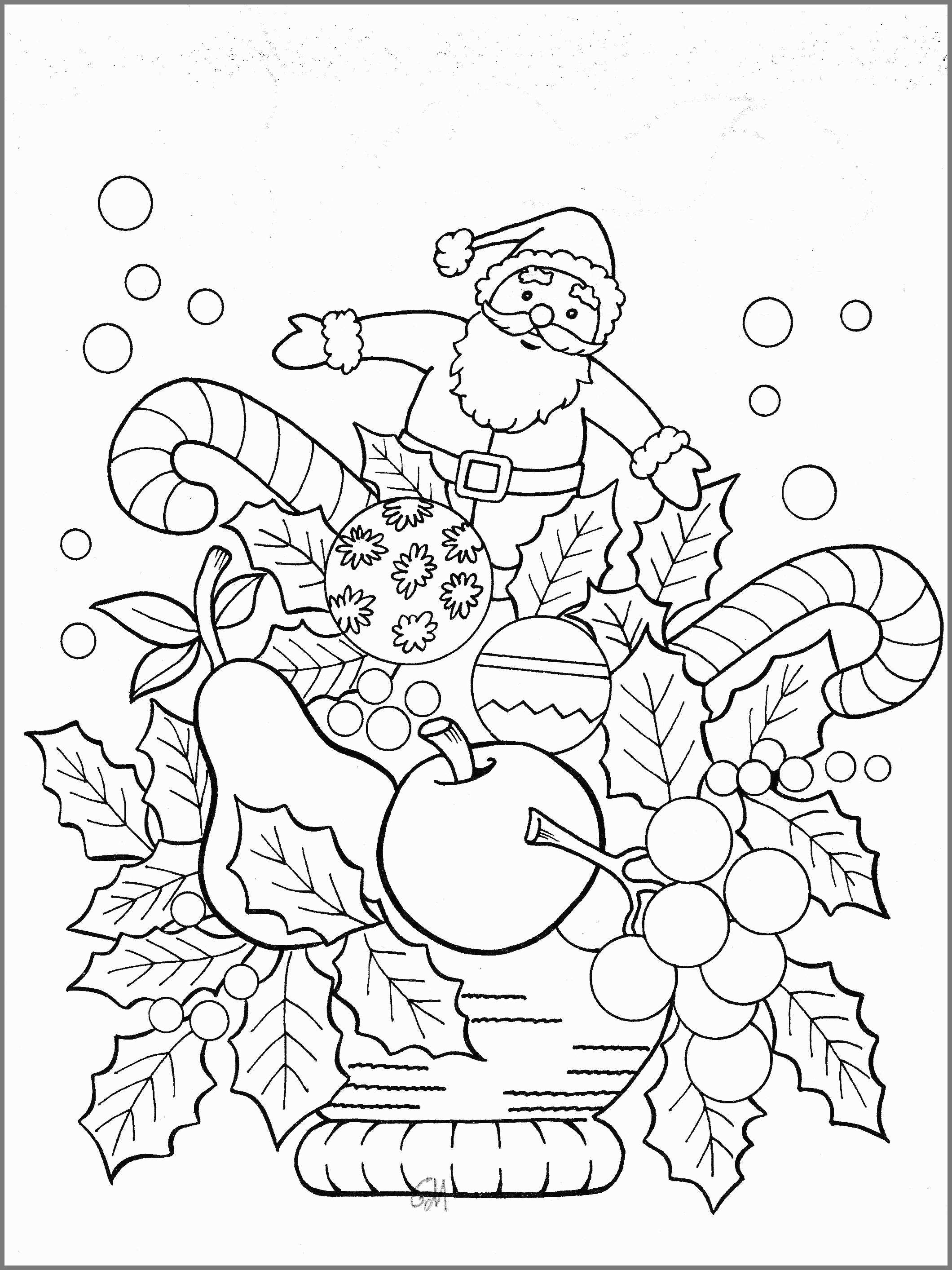 Christmas Coloring Pages For Elderly With Printable Admirably Pictures Www