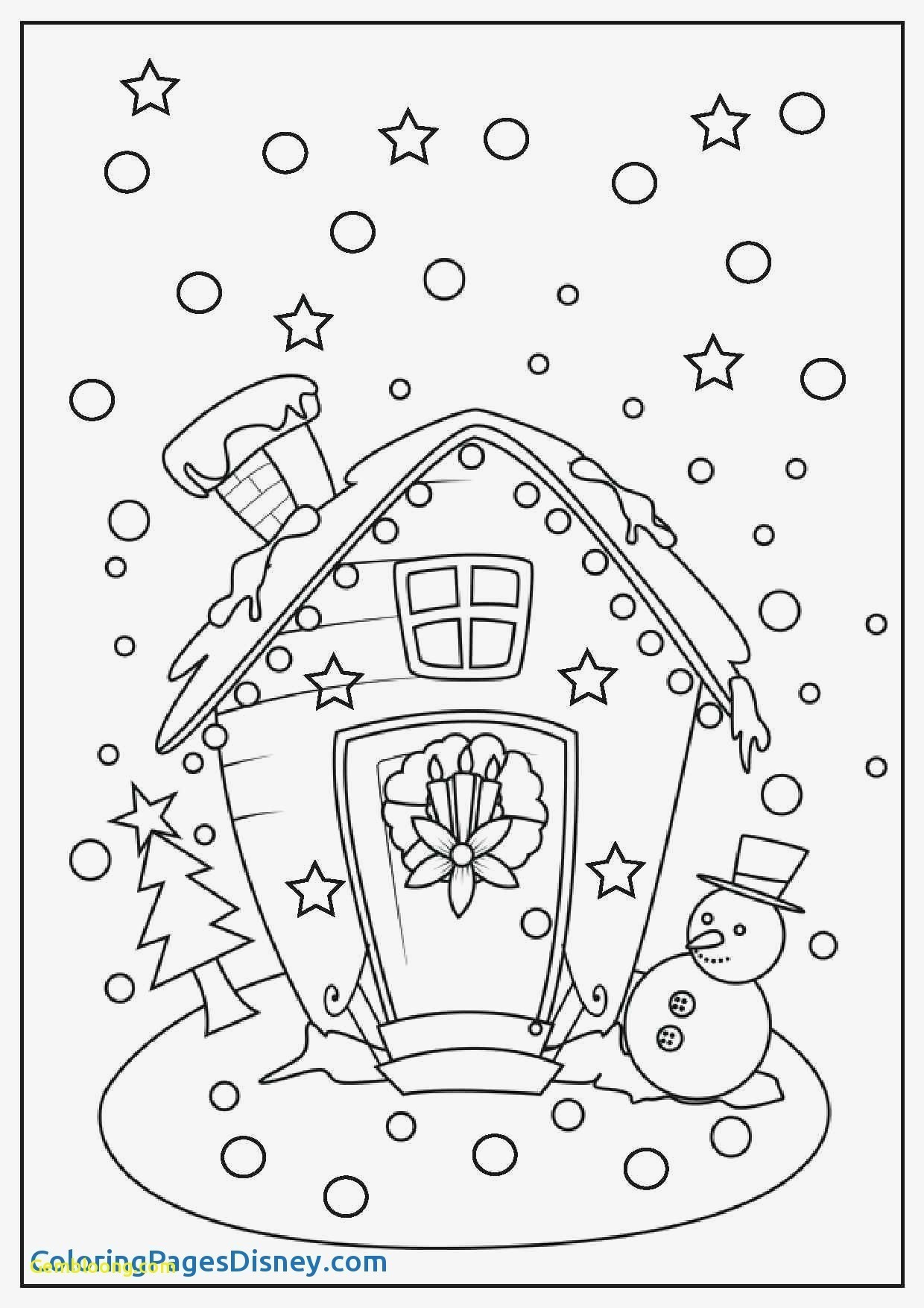 Christmas Coloring Pages For Elementary Students With Best Math